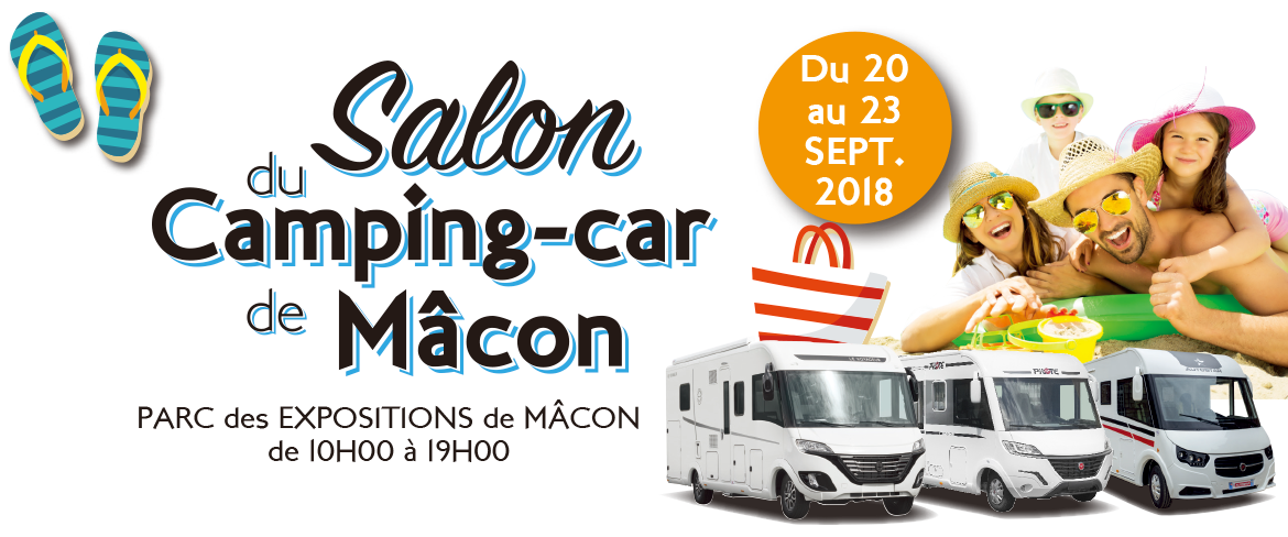 SALON DU CAMPING-CAR DE MACON
