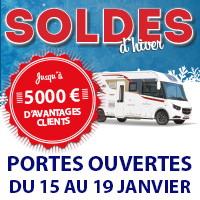 SOLDES CAMPING-CARS