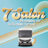 Salon du camping-car de Clermont Ferrand 2020