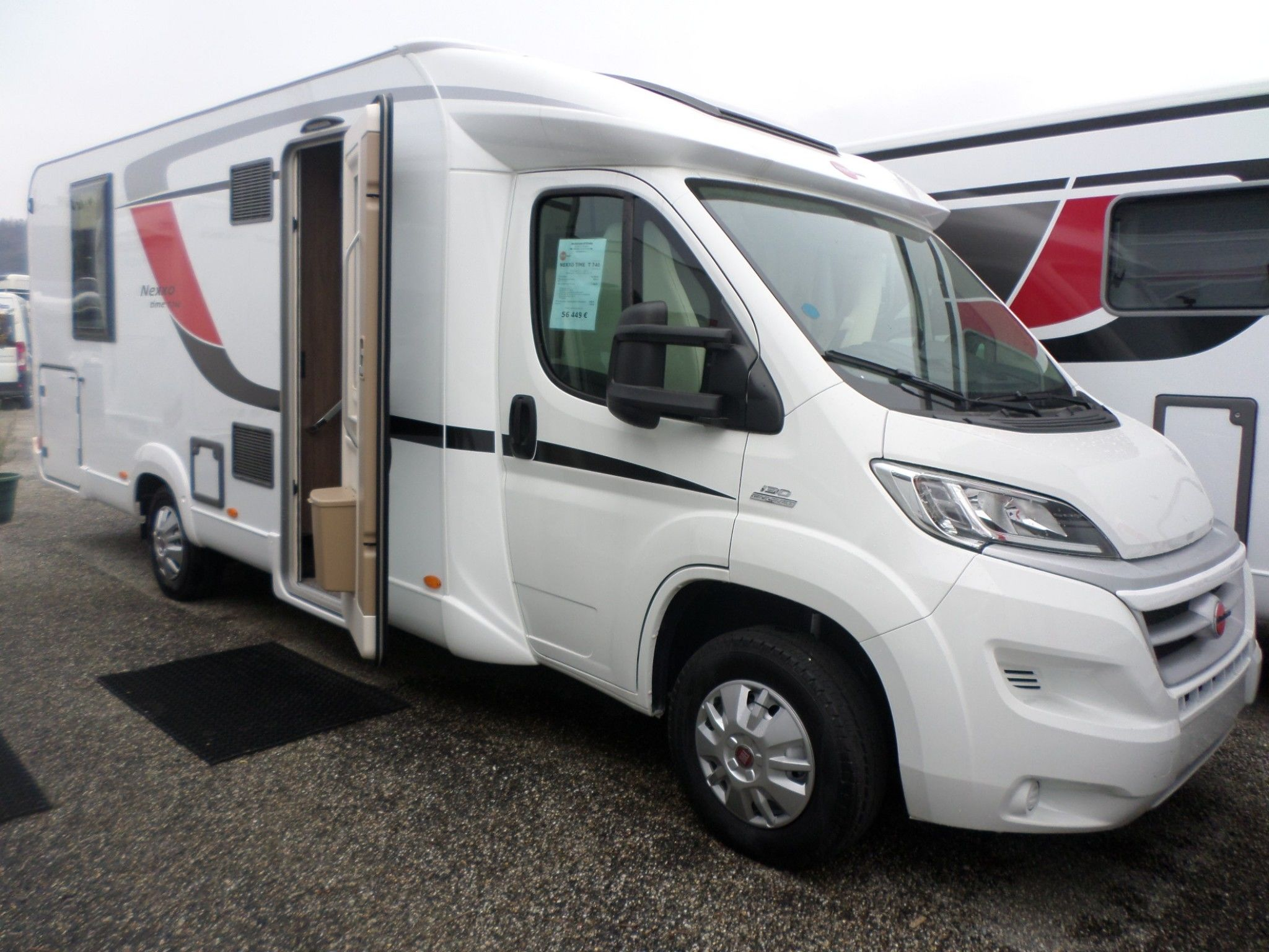 Camping-car BURSTNER NEXXO TIME T 740