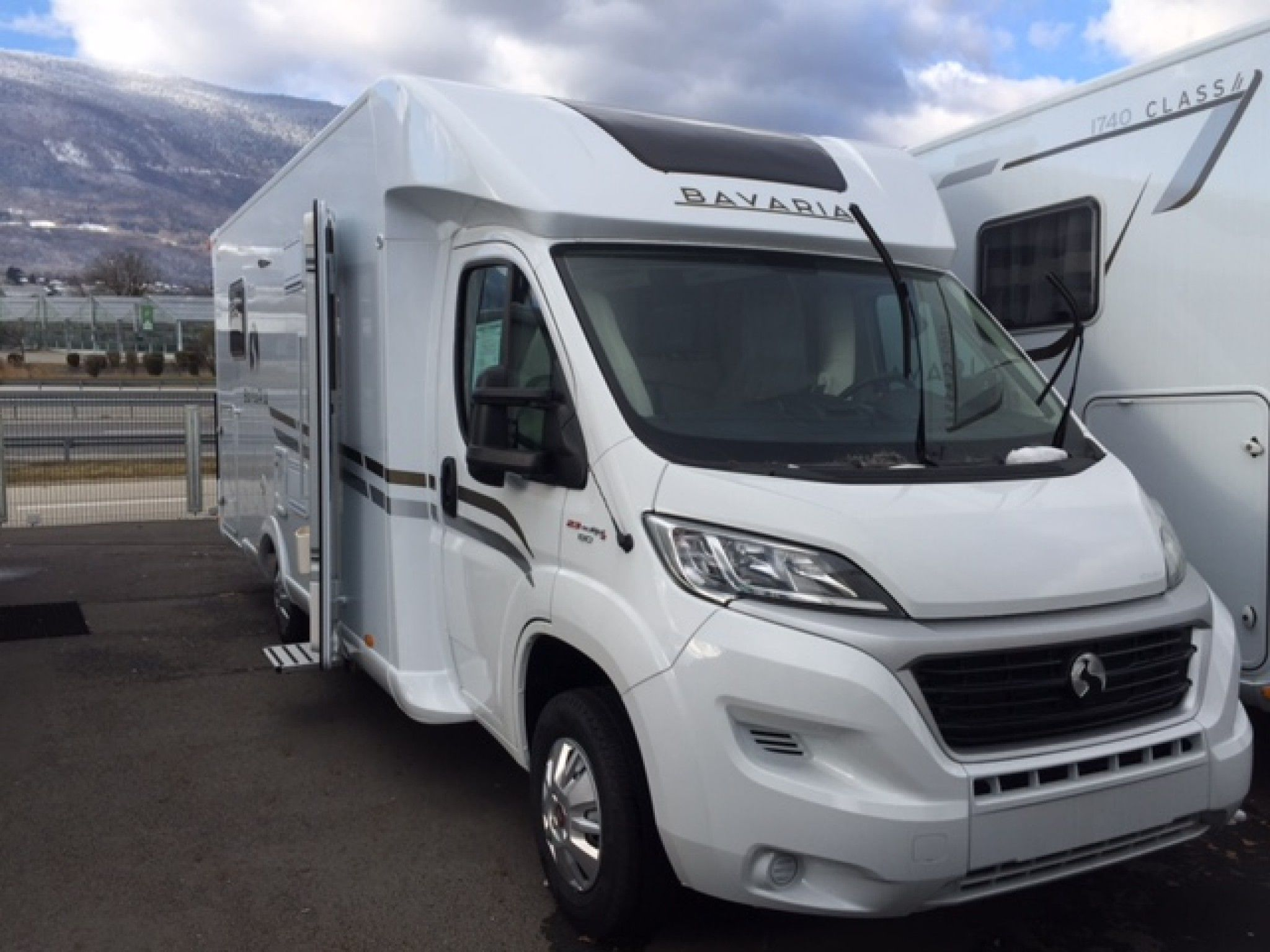 Camping-car BAVARIA T 746 LC STYLE