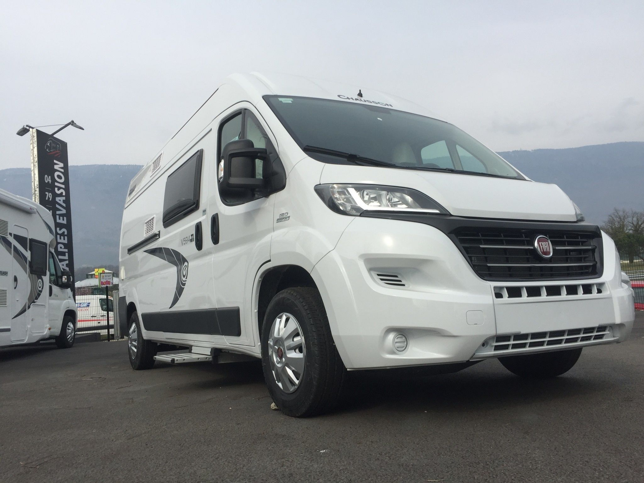 Camping-car CHAUSSON TWIST START V 594
