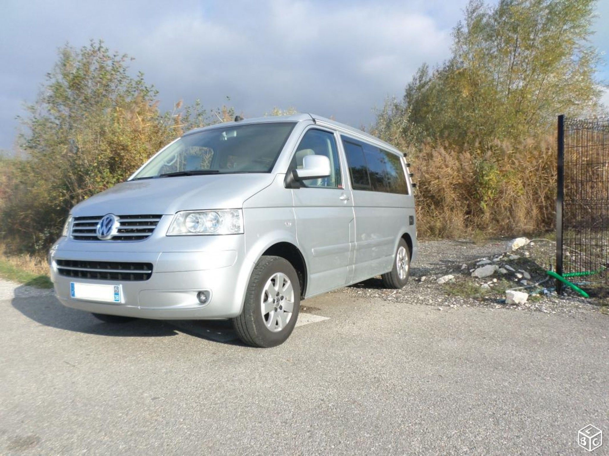 Camping-car VOLKSWAGEN california