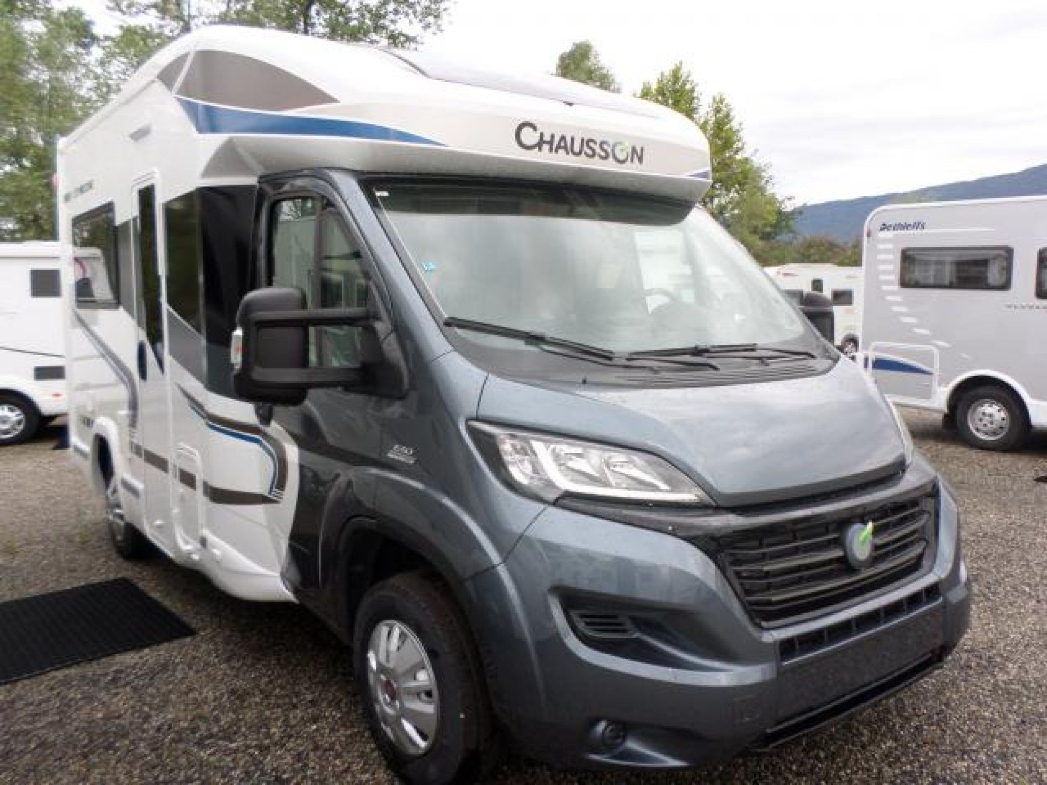 Camping-car CHAUSSON welcome 500