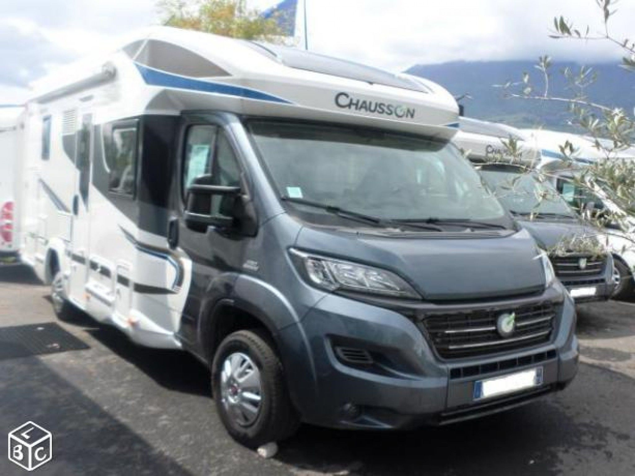 Camping-car CHAUSSON WELCOME 610