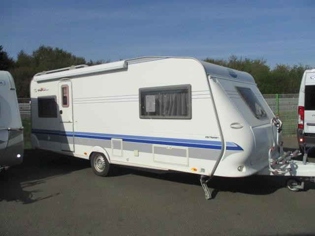 Camping-car HOBBY 560 UFF EXCLUSIVE