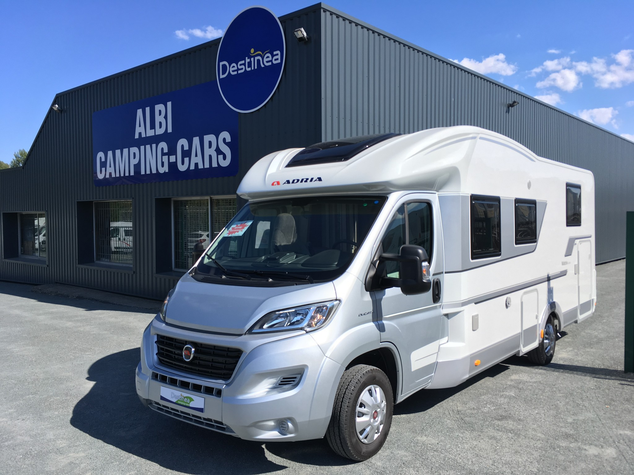 Camping-car ADRIA MATRIX 670 SC New line