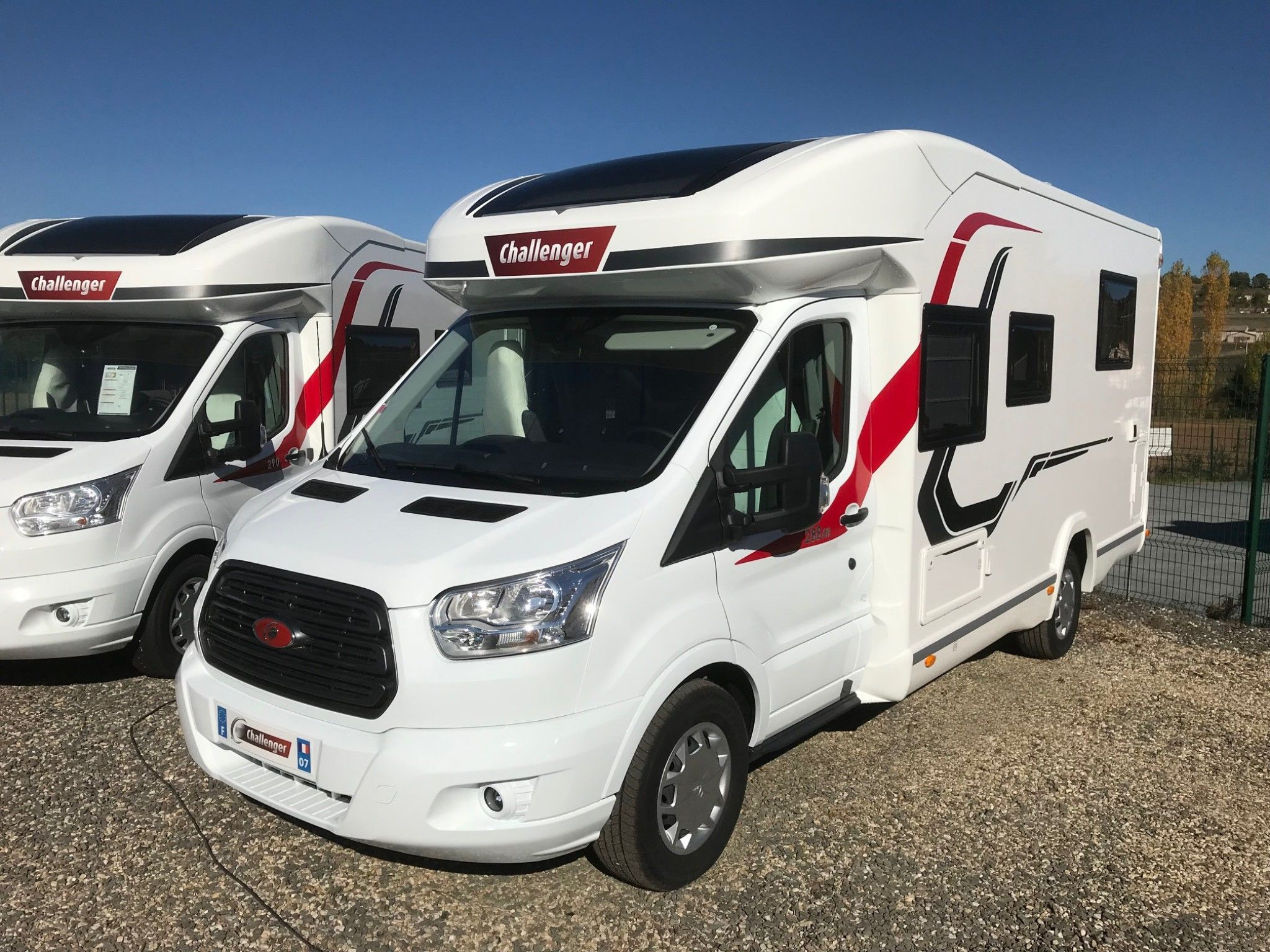 Camping-car CHALLENGER 288 EB SPECIAL EDITION