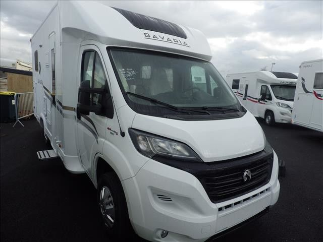 Camping-car BAVARIA T 706 C STYLE FIAT DUCATO 2.3 JTD 130
