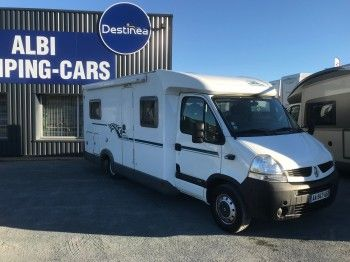 Camping-car WEINSBERG SCOUT 651 MD