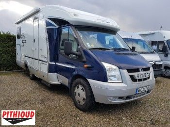 Camping-car HYMER TRAMP 612 CL