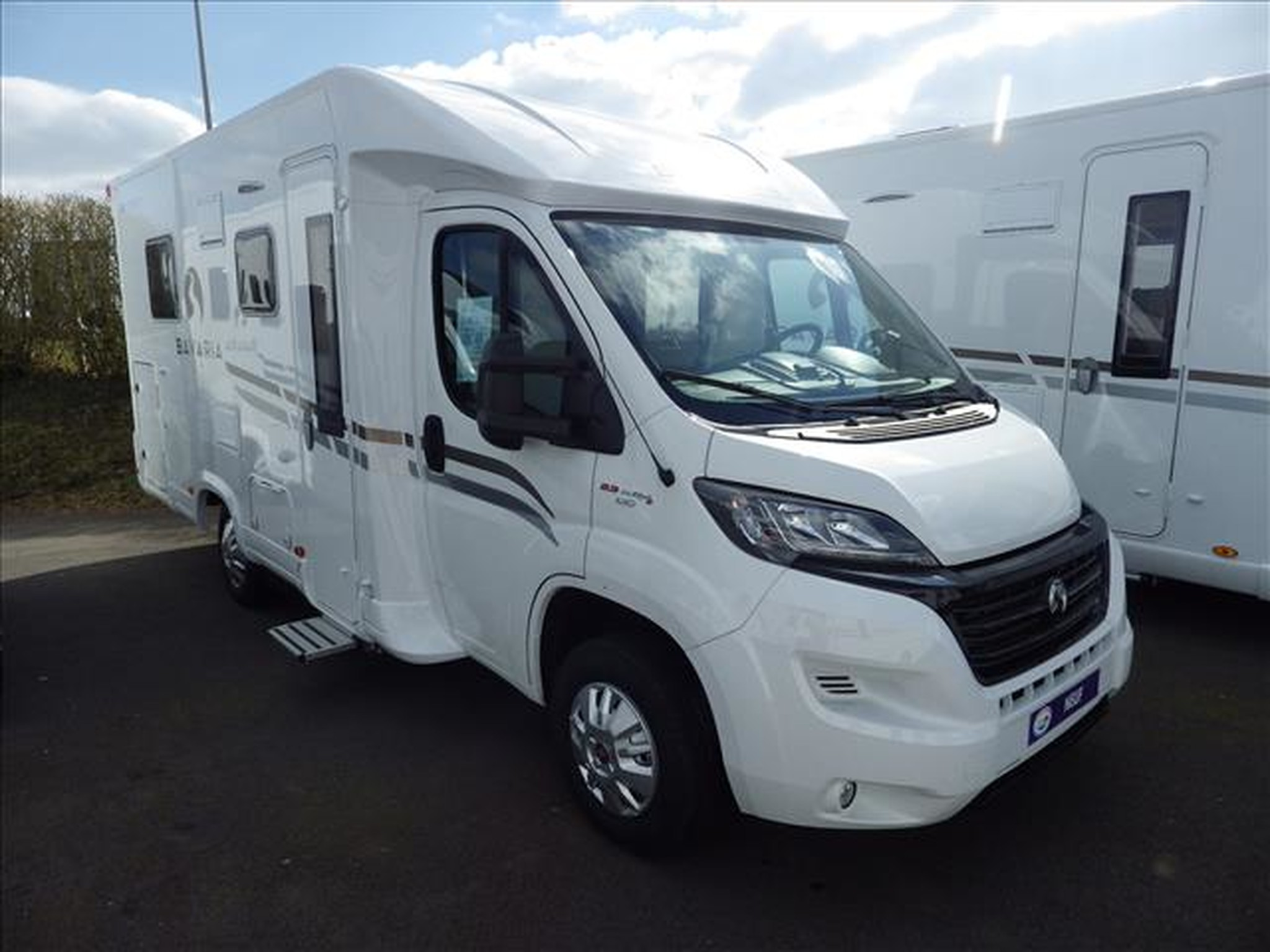 Camping-car BAVARIA T 650 C STYLE FIAT DUCATO 2.3 JTD 130