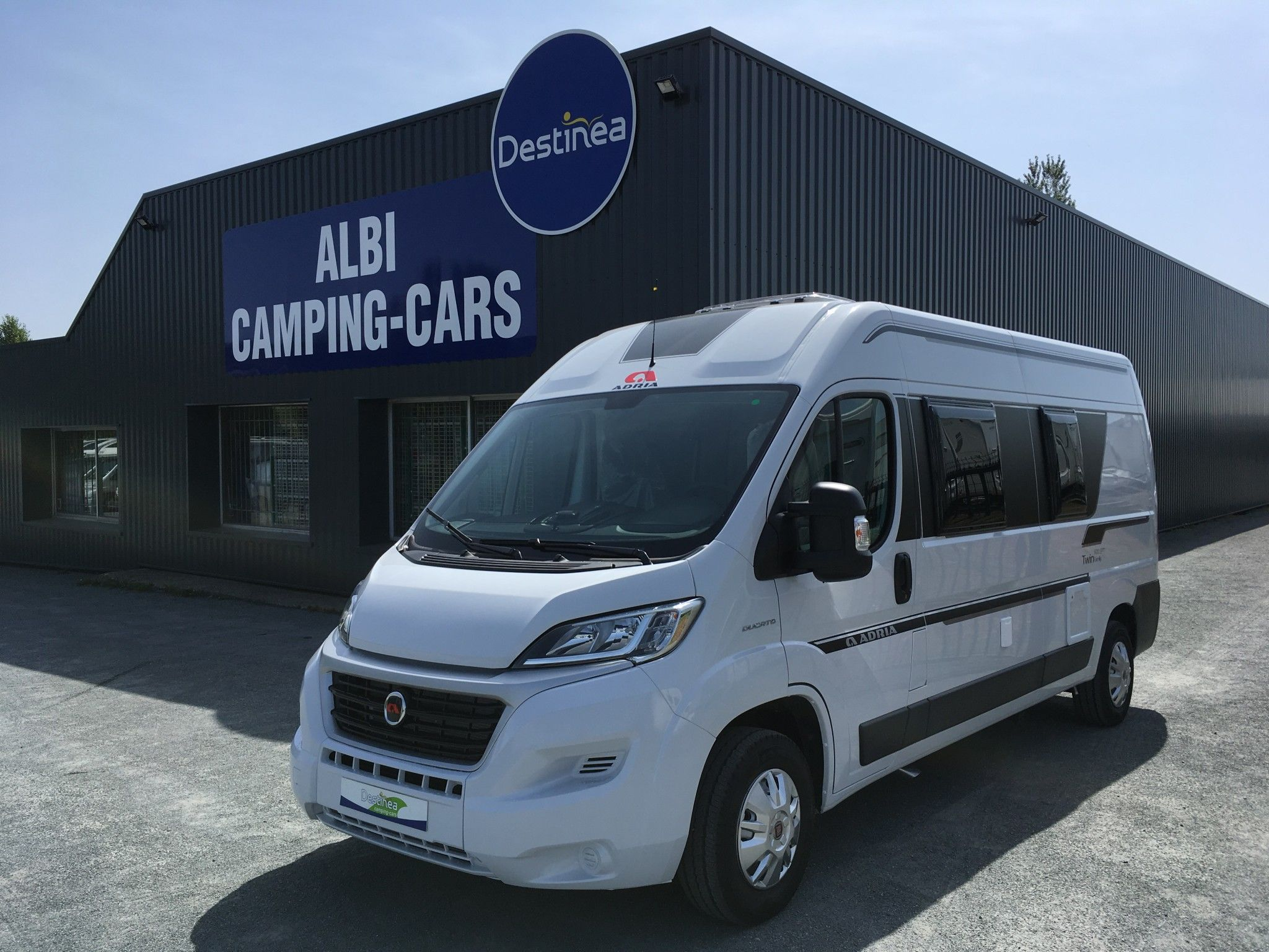 Camping-car ADRIA TWIN 600 SPT FAMILY