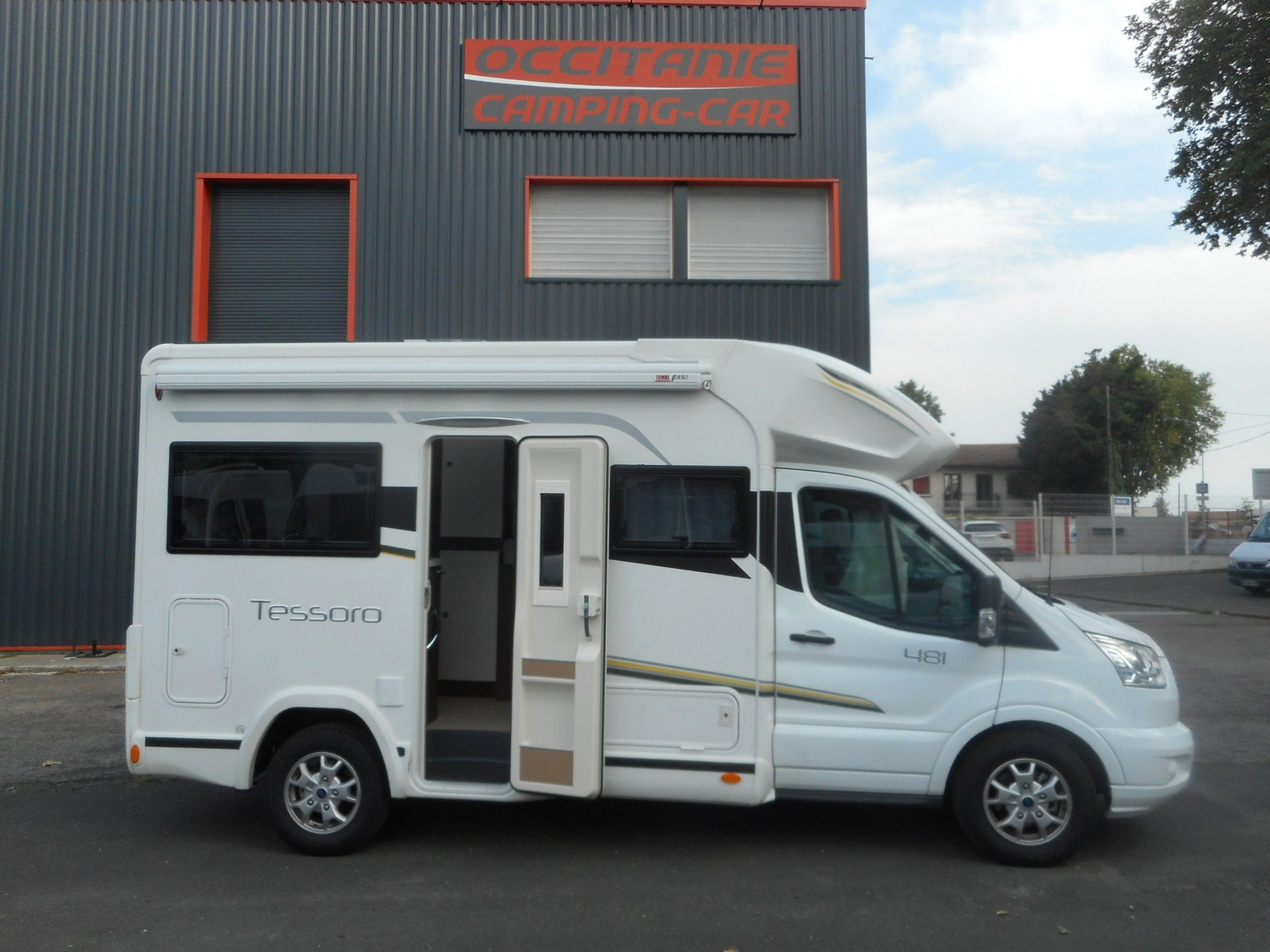 Camping-car BENIMAR TESSORO 481 DELIVERY PACK