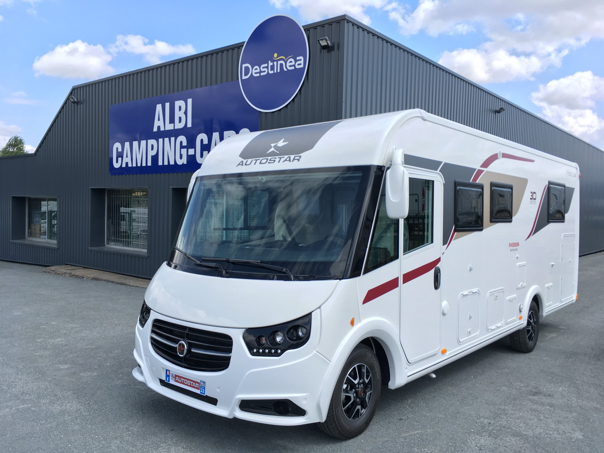 Camping-car AUTOSTAR PASSION 730 LCA EDITION 30