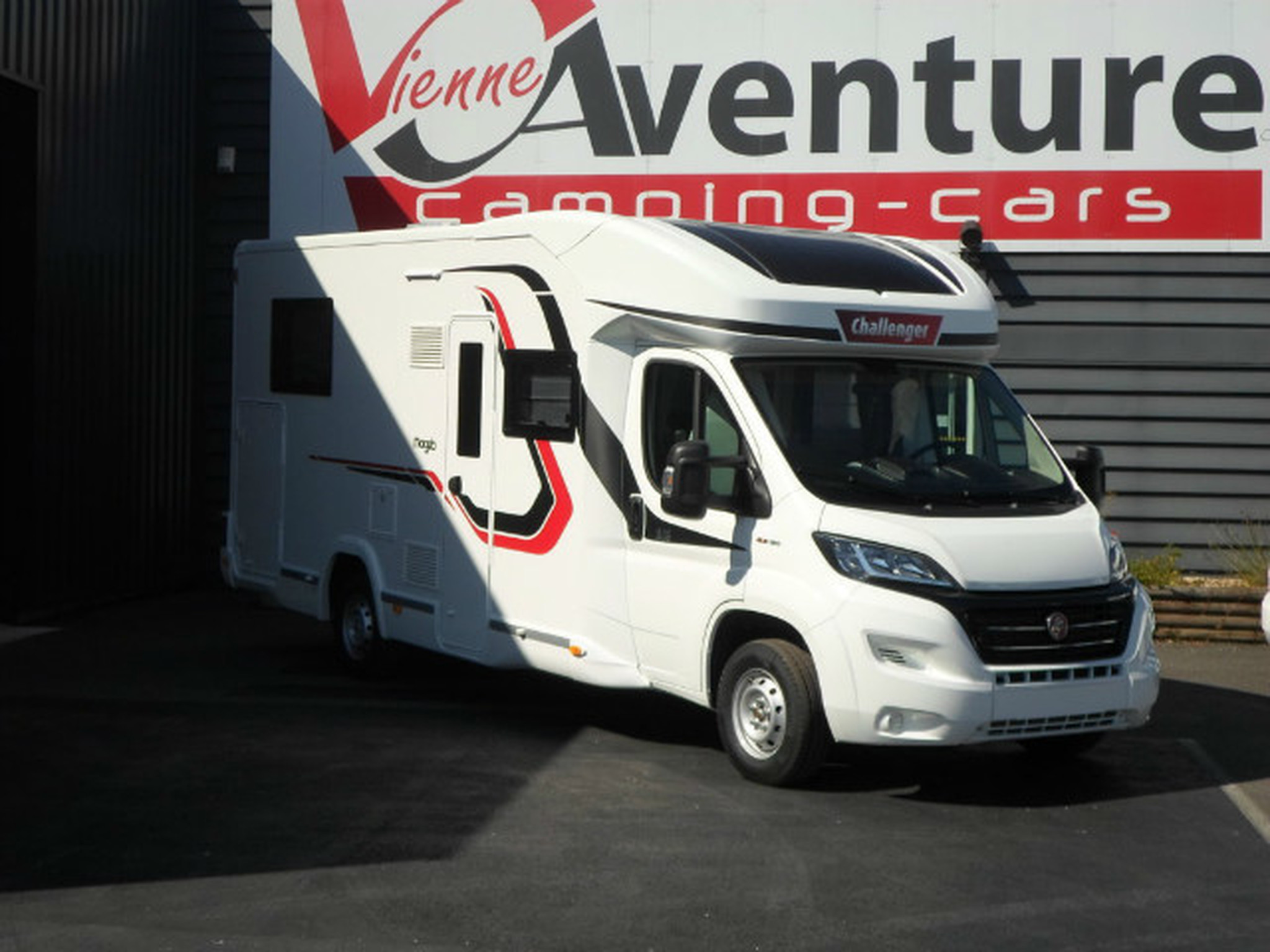 Camping-car CHALLENGER MAGEO 308 2019