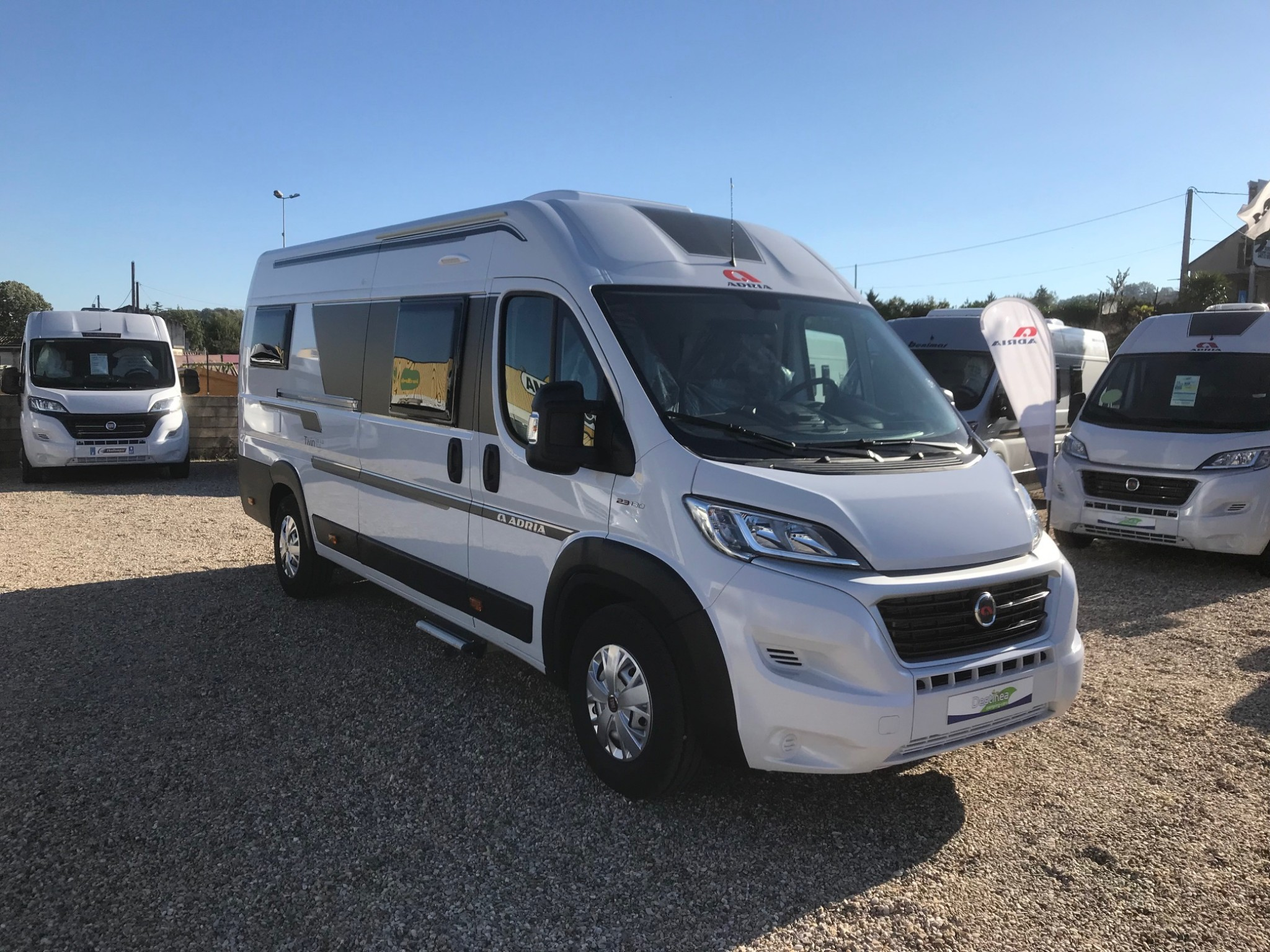 Camping-car ADRIA TWIN + 640 SLB