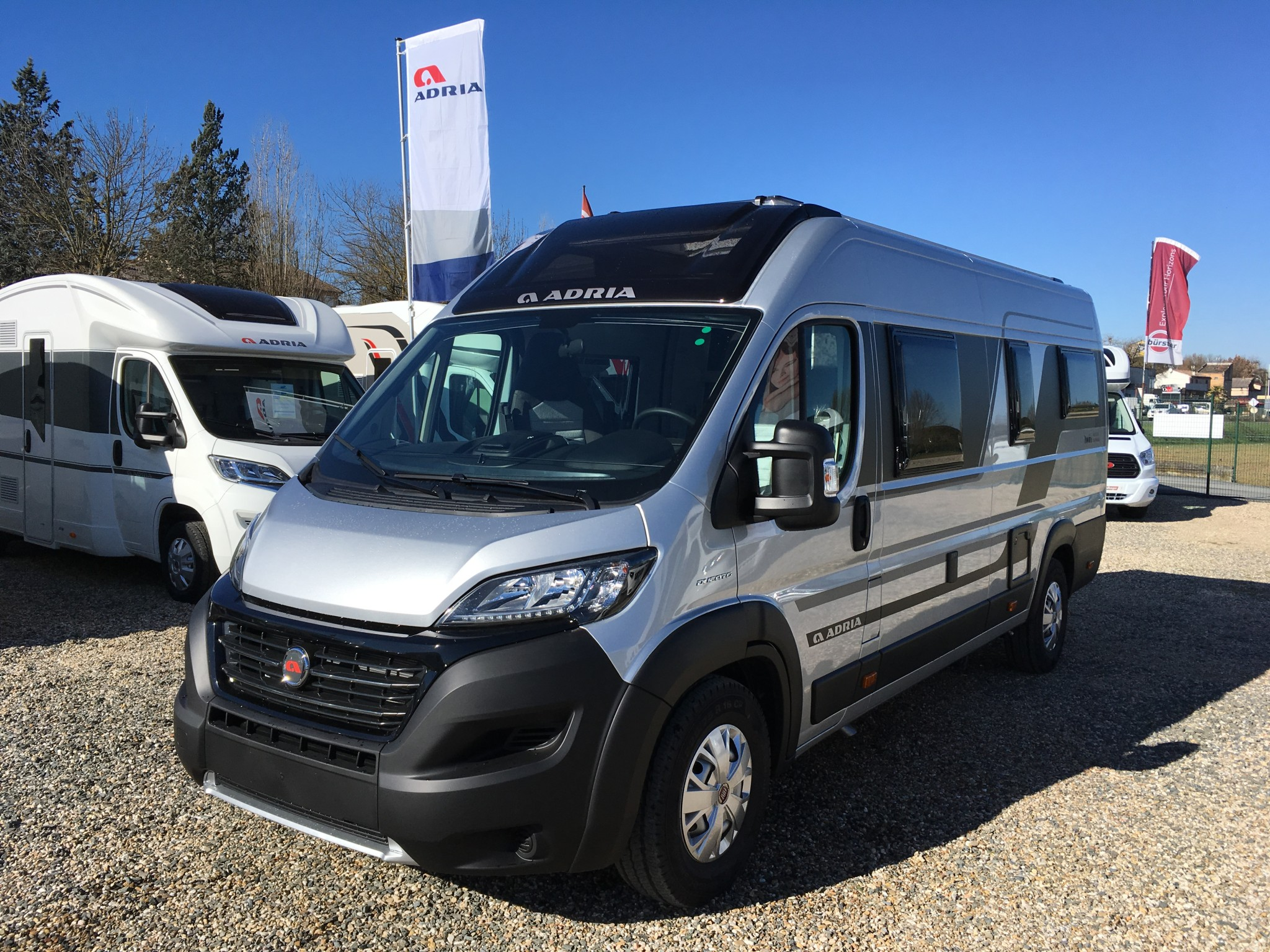 Camping-car ADRIA TWIN SUPREME 640 SGX
