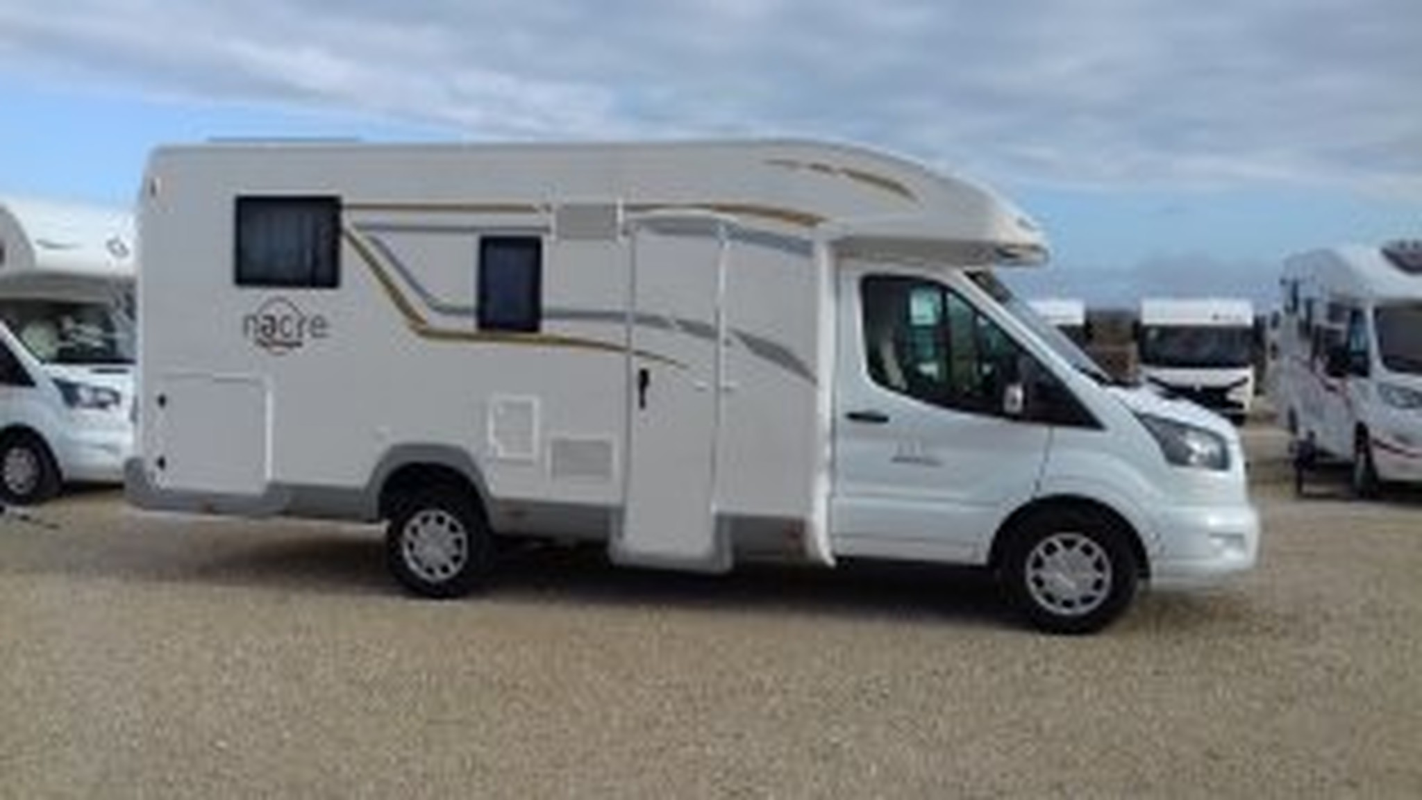 Camping-car CI Nacre 63 Xt Special Edition