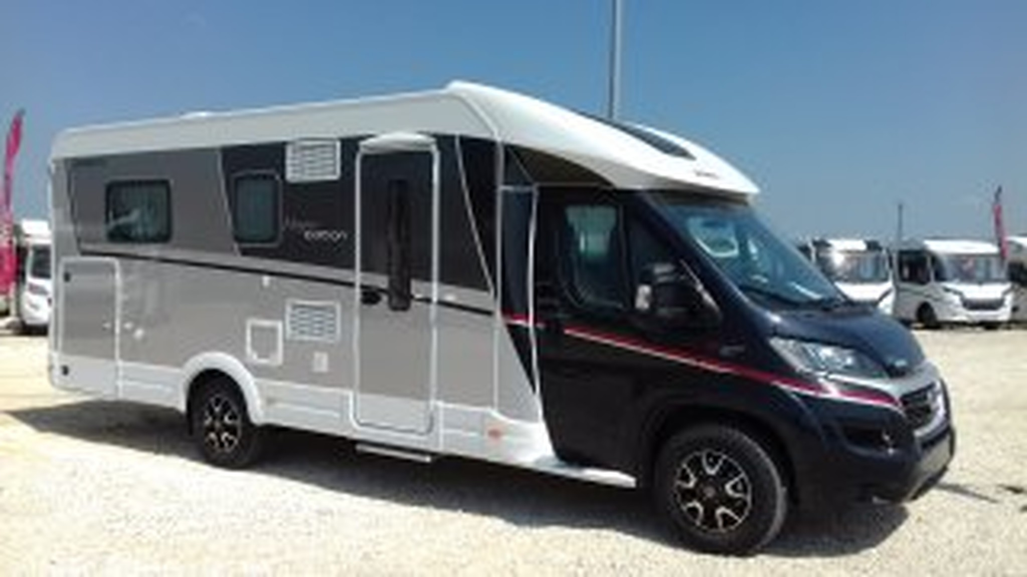 Camping-car DETHLEFFS Magic Edition T 3 Dbm