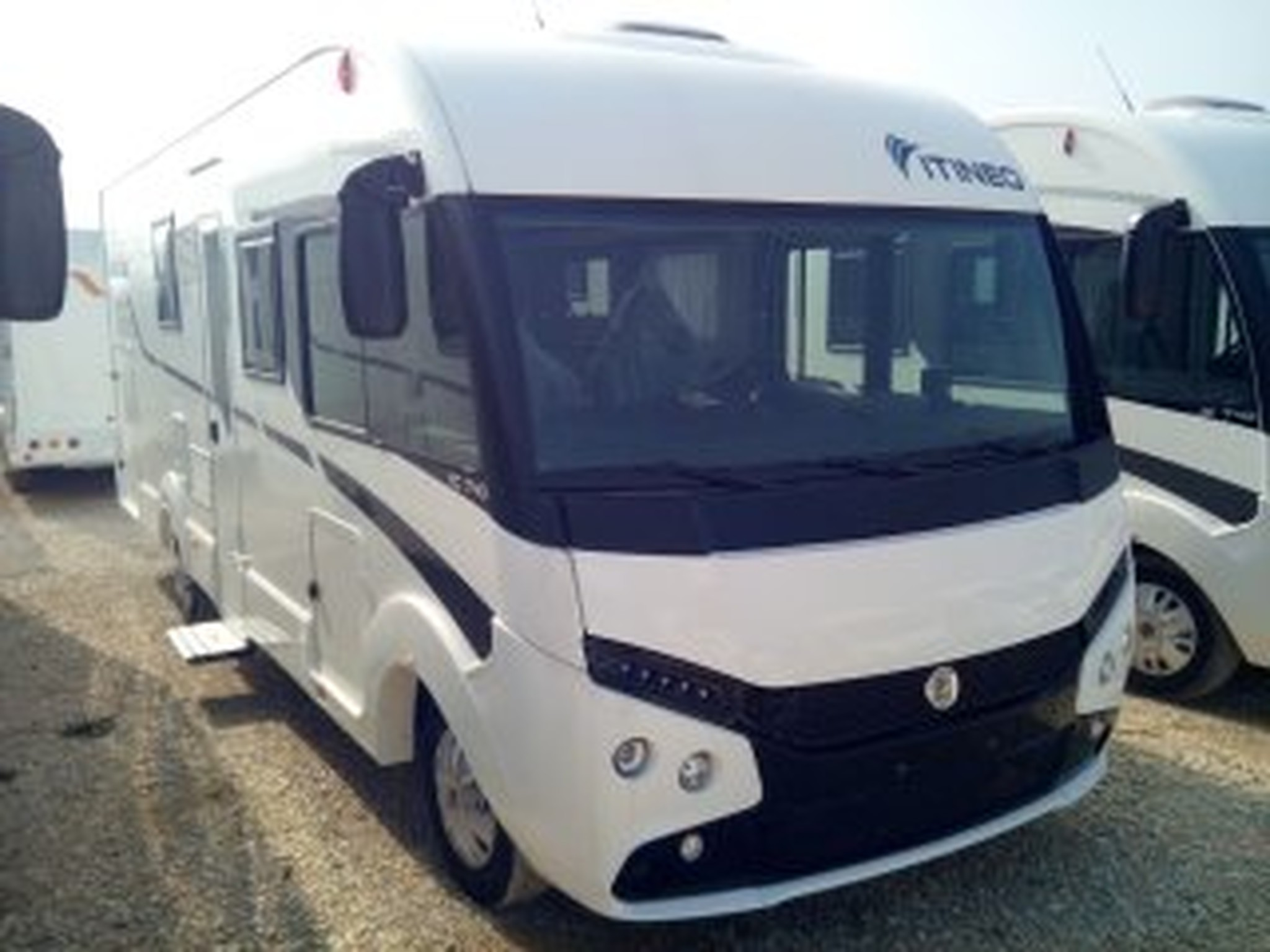 Camping-car ITINEO Tc 740