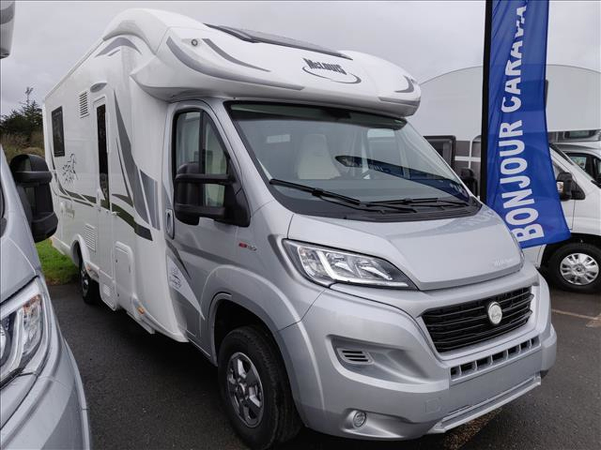 Camping-car MCLOUIS YEARLING 72 FIAT DUCATO 2.3 Mjet 130