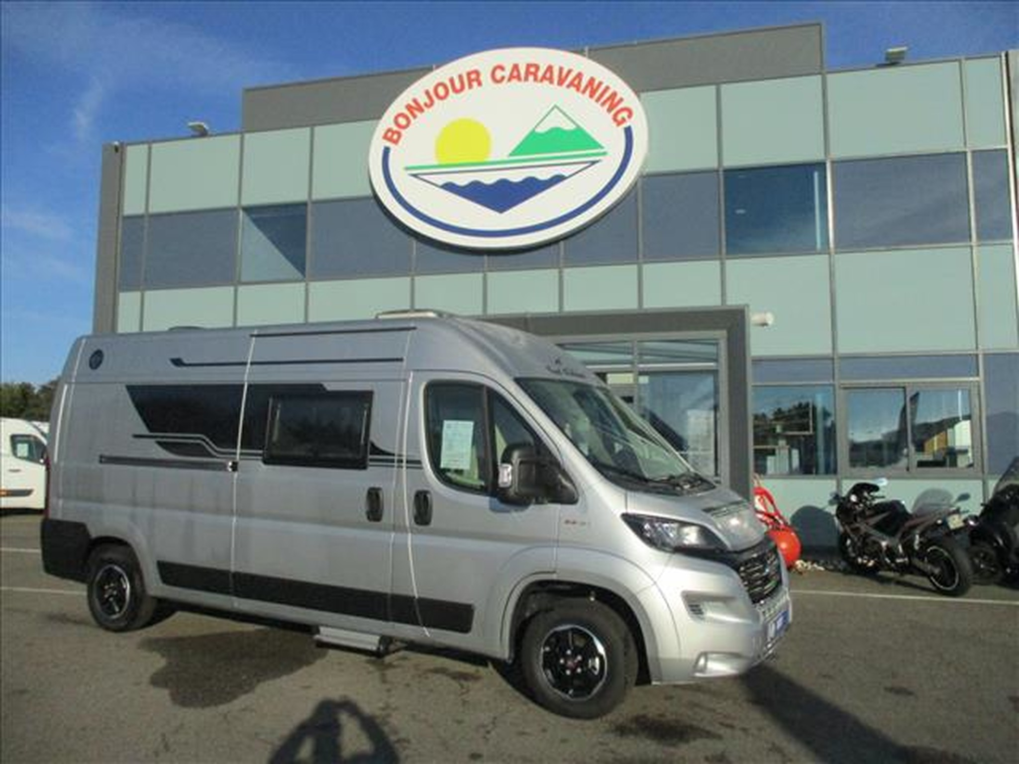 Camping-car FONT VENDOME LEADER CAMP FIAT DUCATO 2.3L JTD 150CV