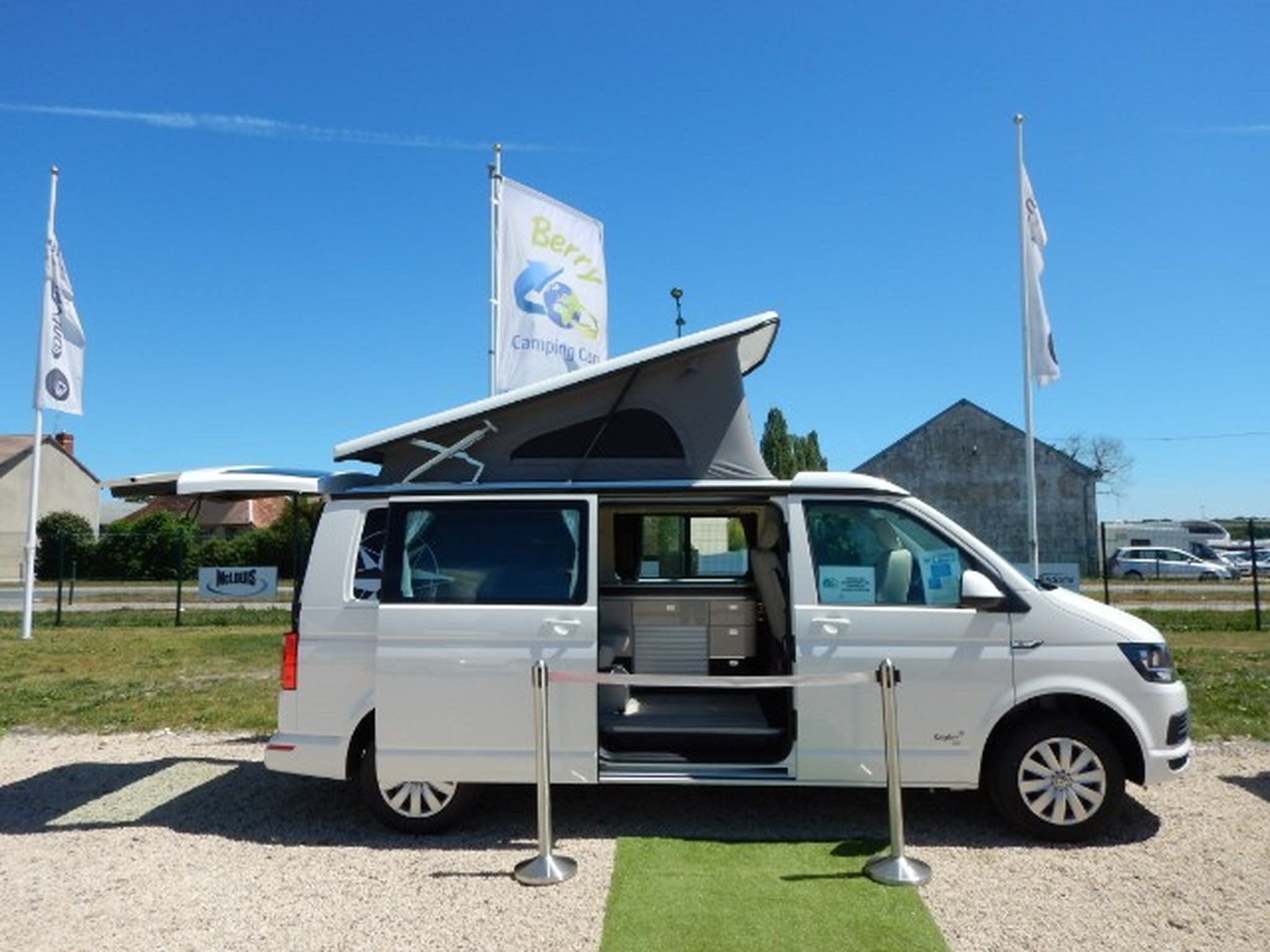 Camping-car WESTFALIA KEPLER SIX COLLECTION 2019