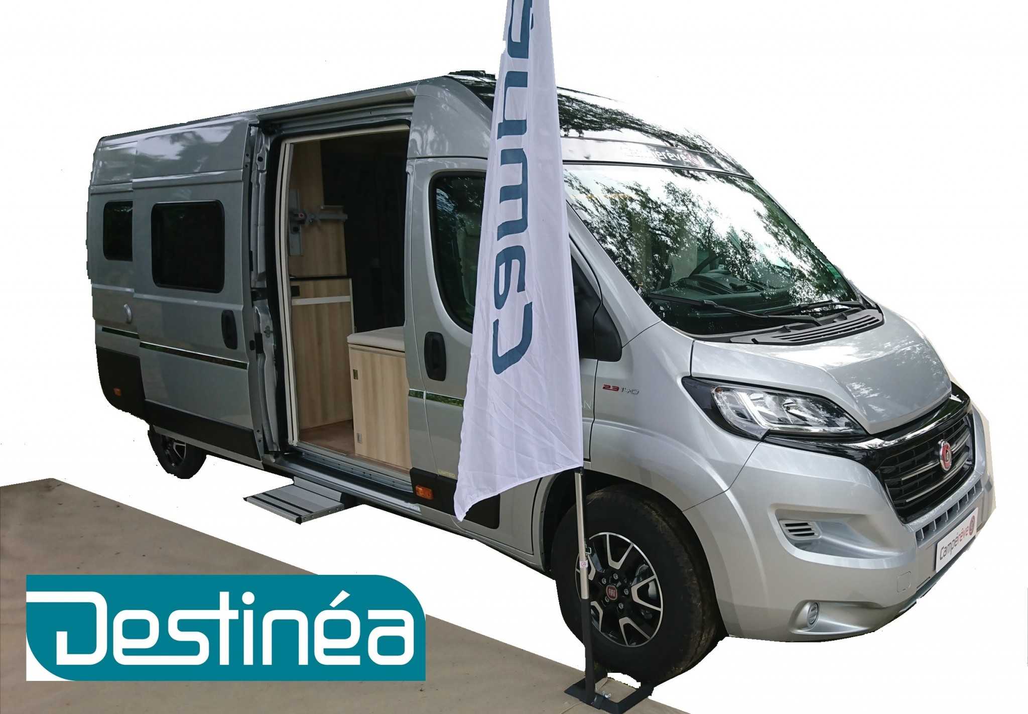Camping-car CAMPEREVE 742 LIMITED
