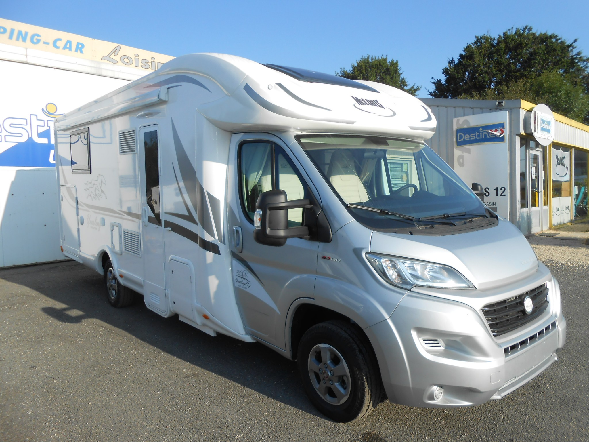 Camping-car MCLOUIS MC4-81 G YEARLING offre speciale