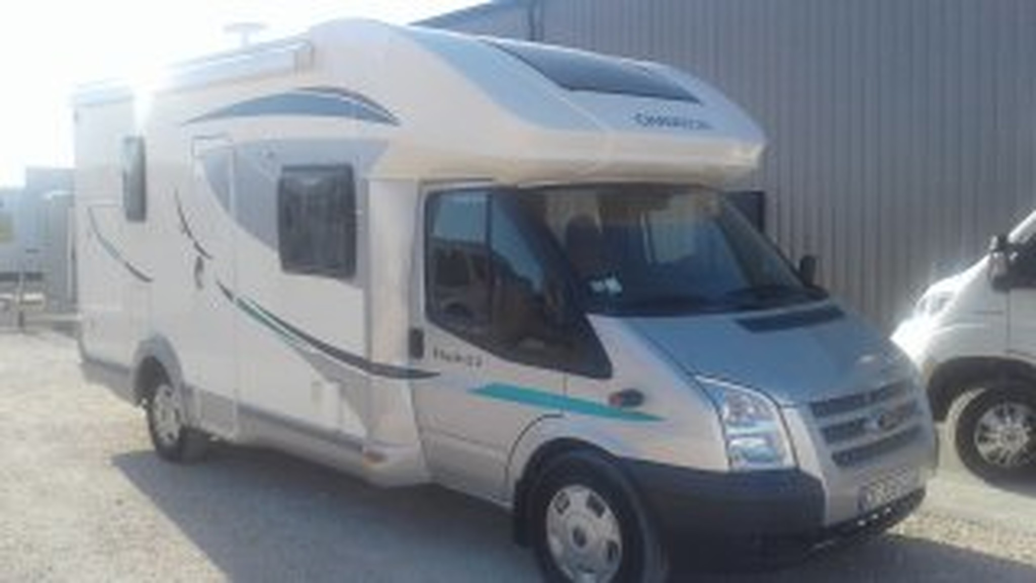 Camping-car CHAUSSON Flash 22