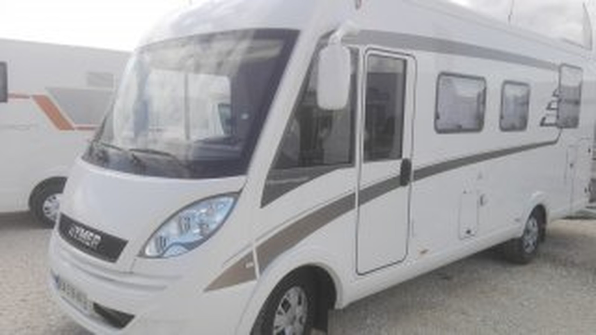 Camping-car HYMER BCL 698