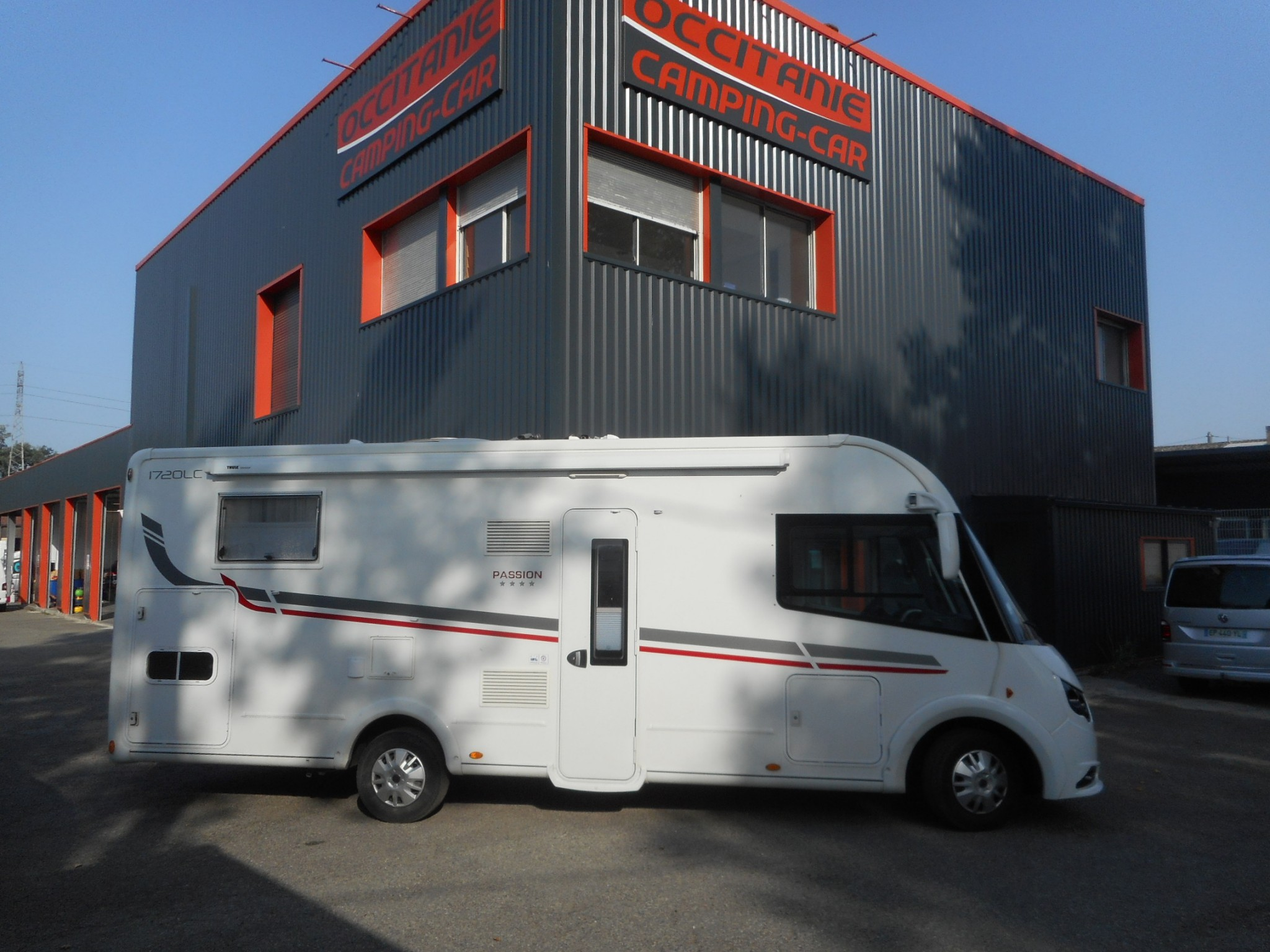Camping-car AUTOSTAR PASSION I 720 LC