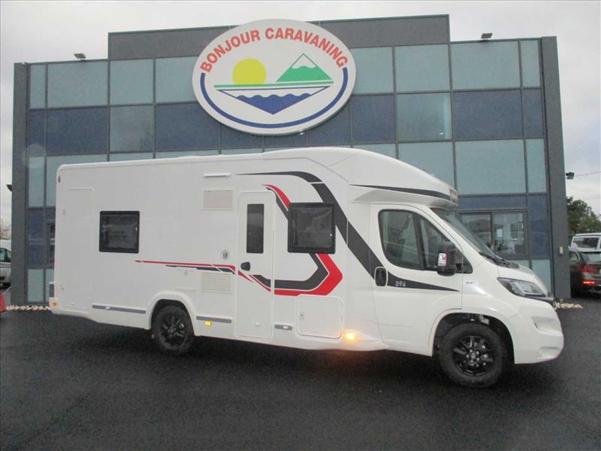 Camping-car CHALLENGER 396 FIAT DUCATO 2.3 Mjet 140