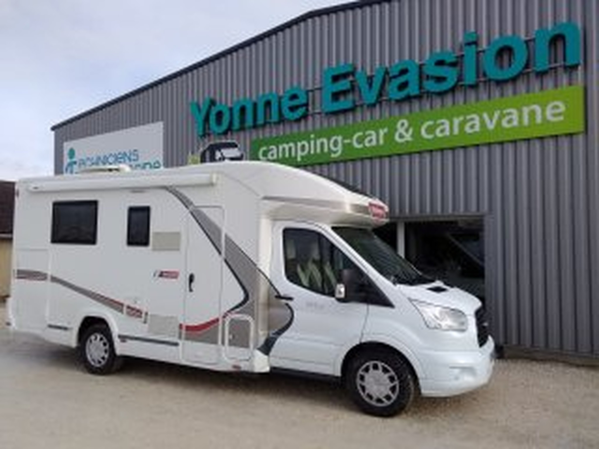 Camping-car CHALLENGER 288 Eb