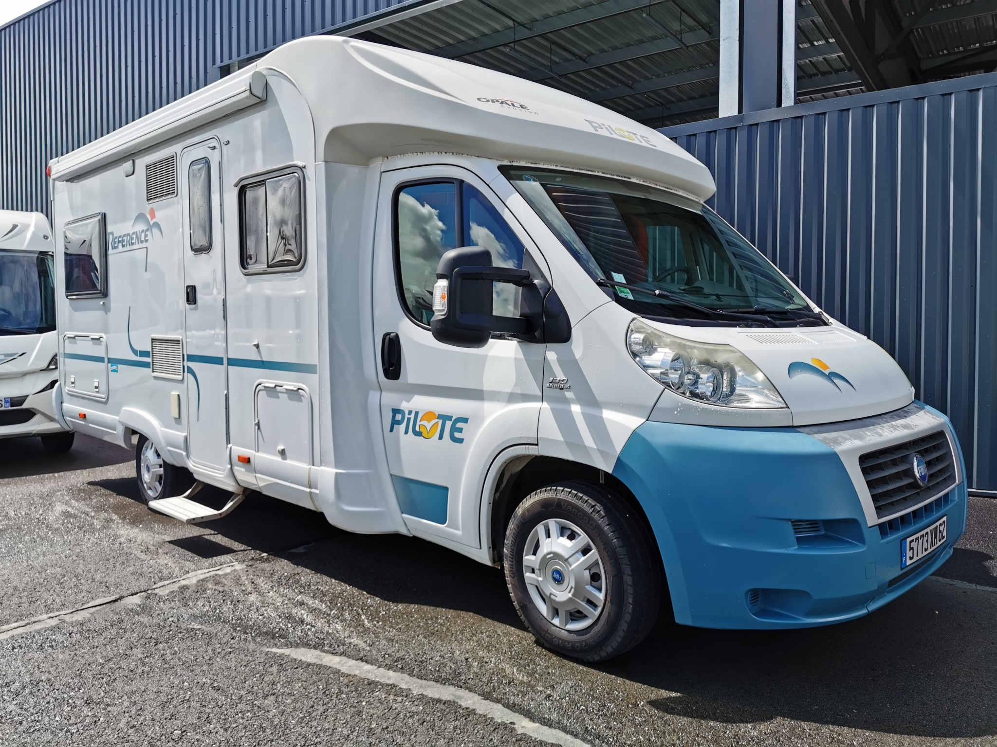 Camping-car PILOTE Reference P670