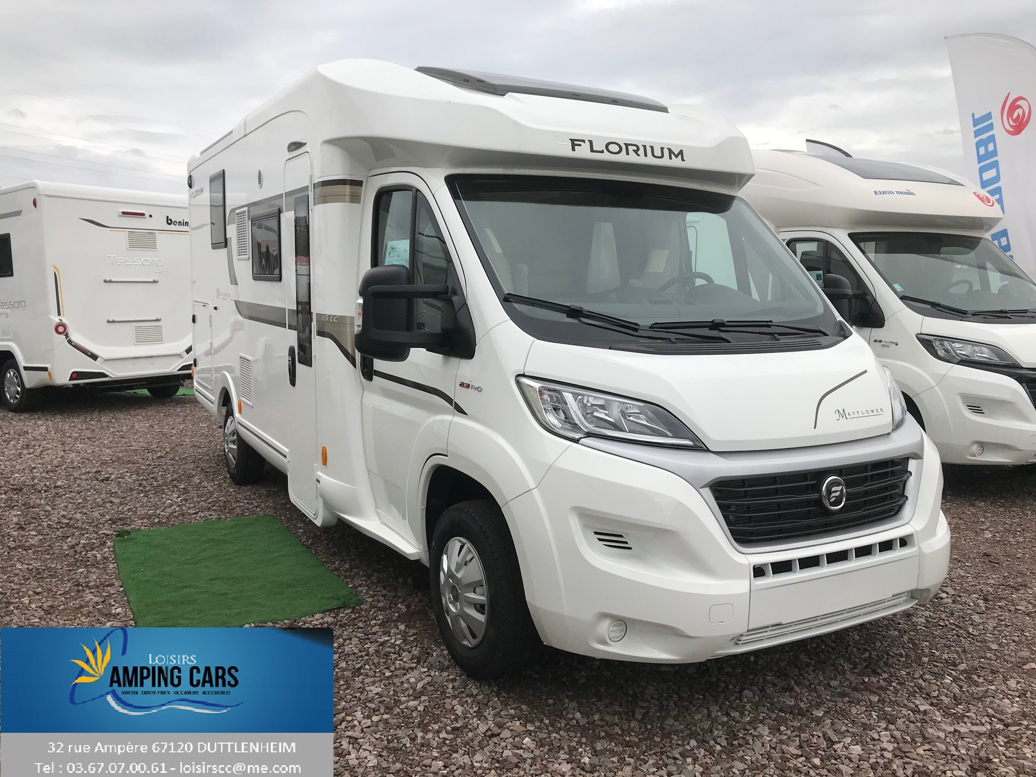 Camping-car FLORIUM MAYFLOWER 65 LCX