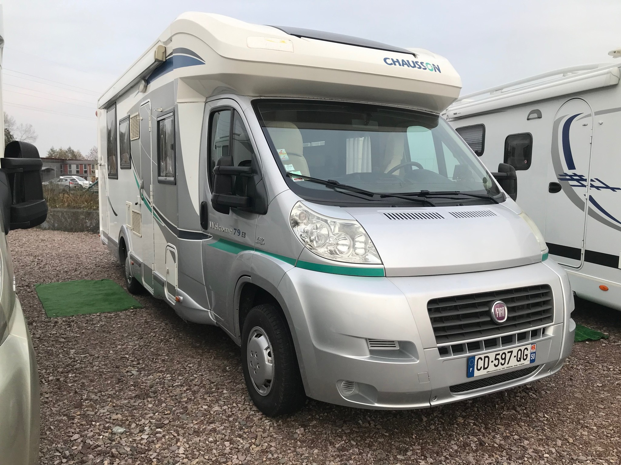 Camping-car CHAUSSON WELCOME 79 EB