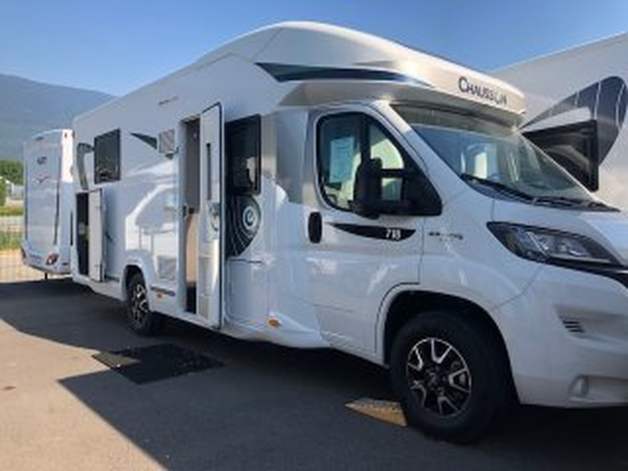 Camping-car CHAUSSON 718 Xlb Limited Edition