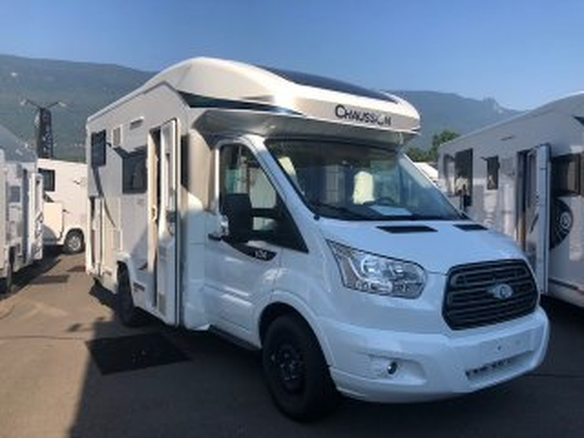 Camping-car CHAUSSON 634