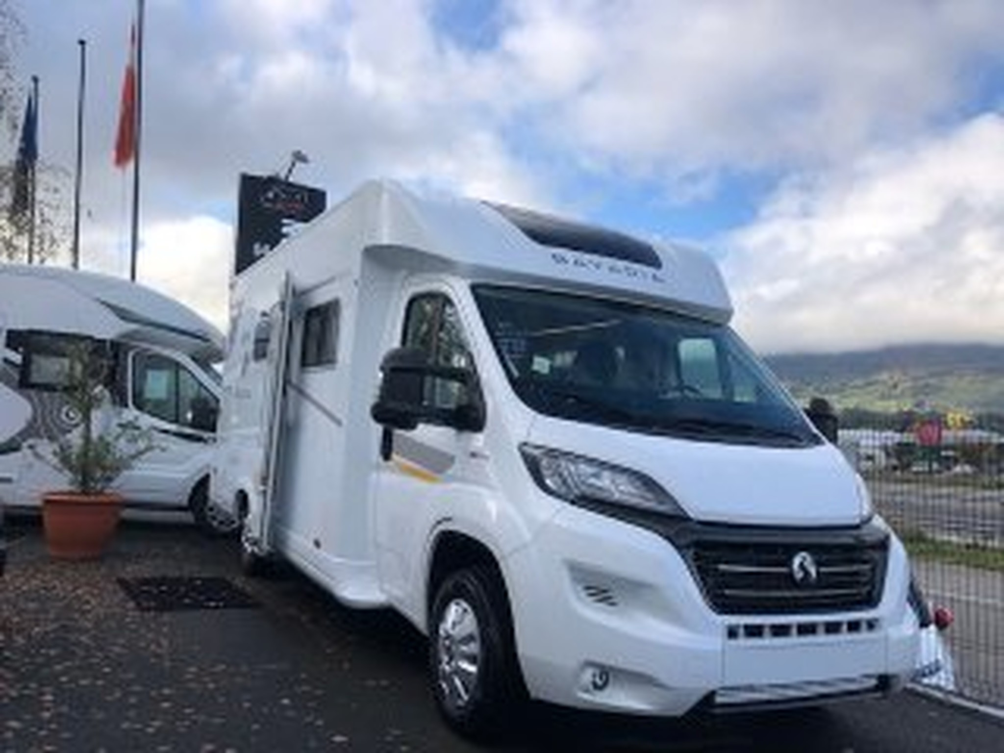 Camping-car BAVARIA T 696 S Style