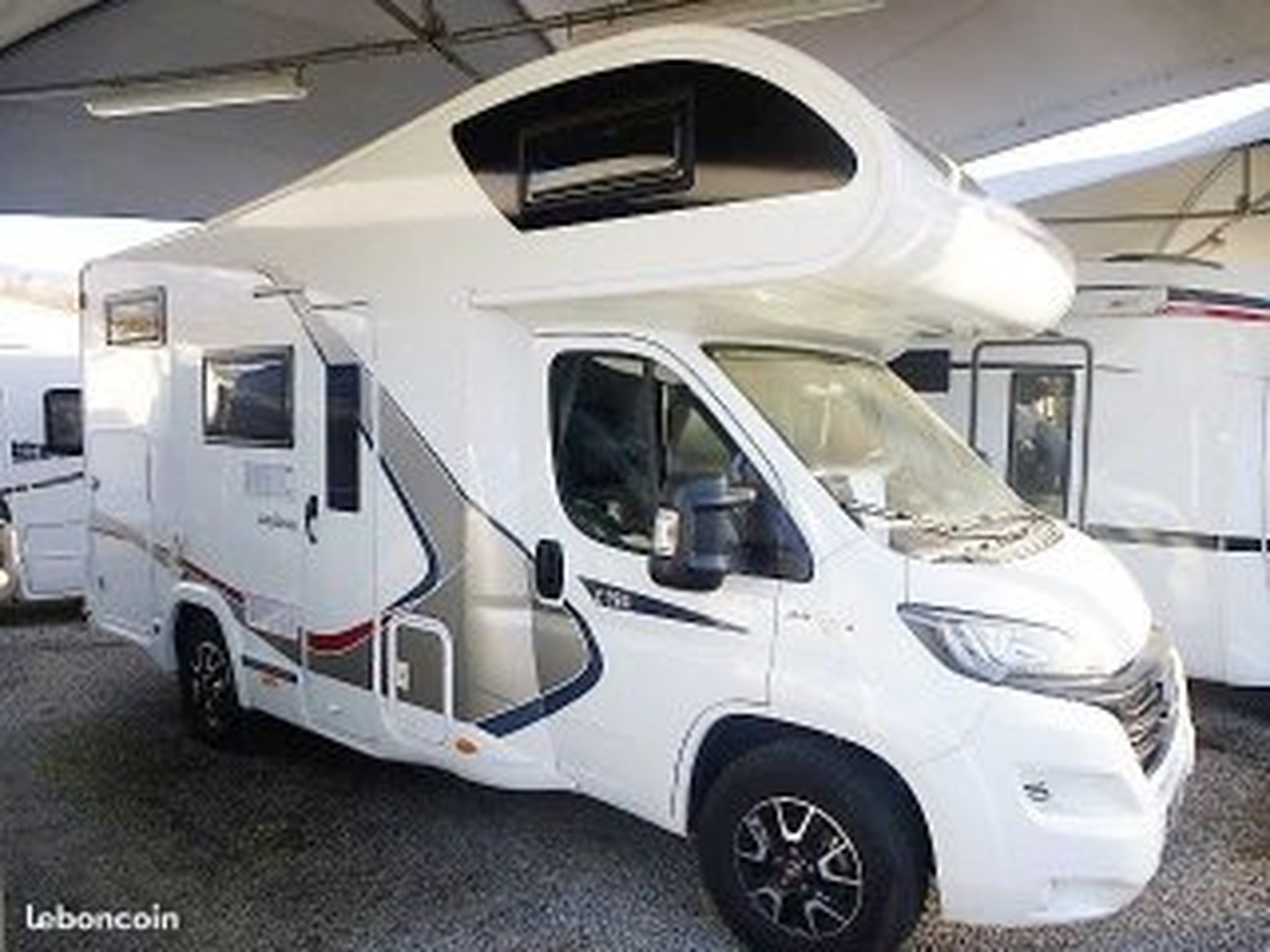 Camping-car CHALLENGER C 194
