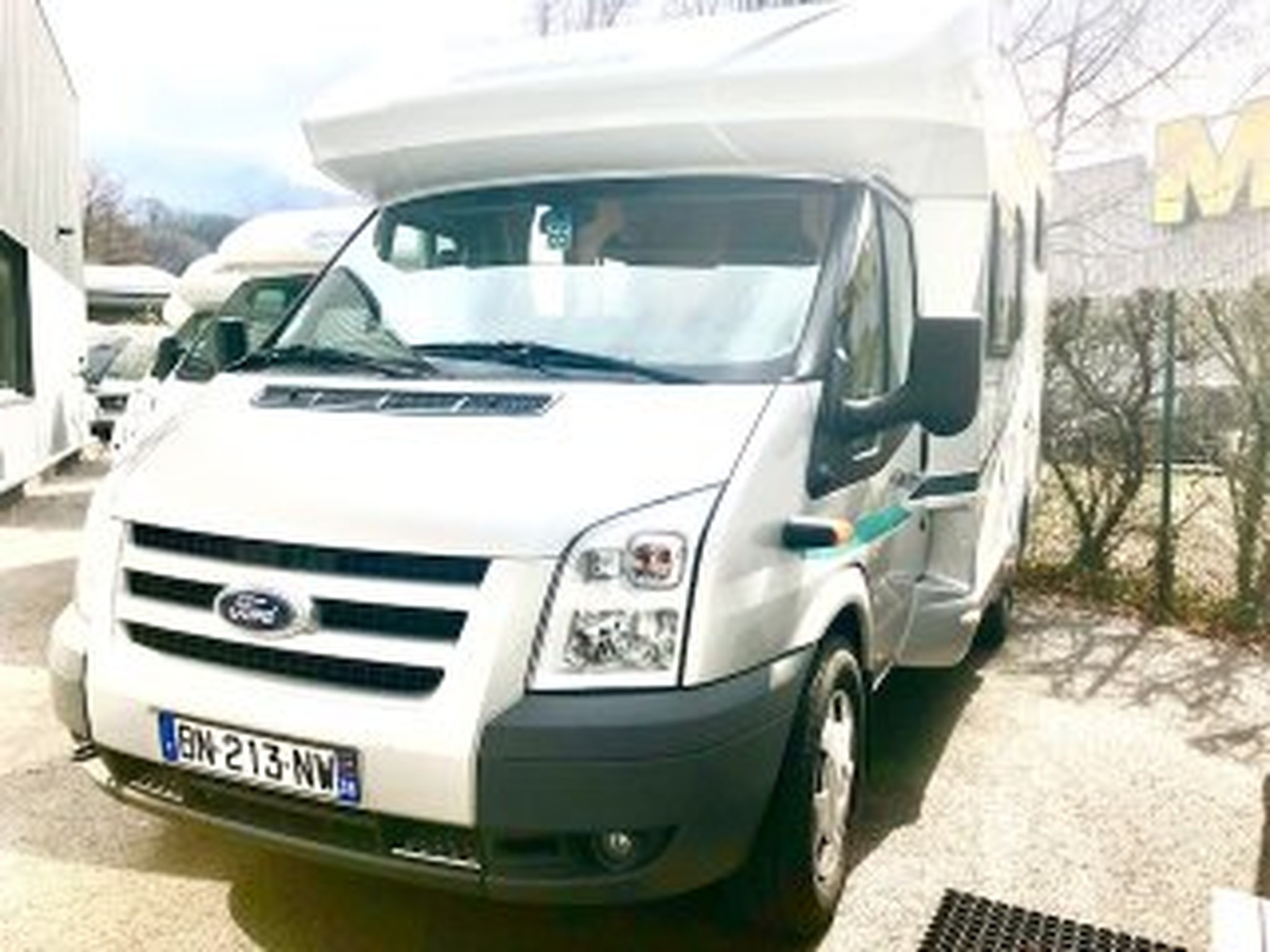 Camping-car CHAUSSON Flash 04