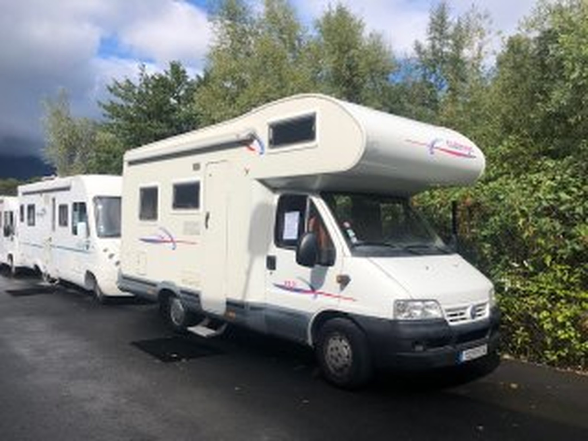 Camping-car CHALLENGER 133