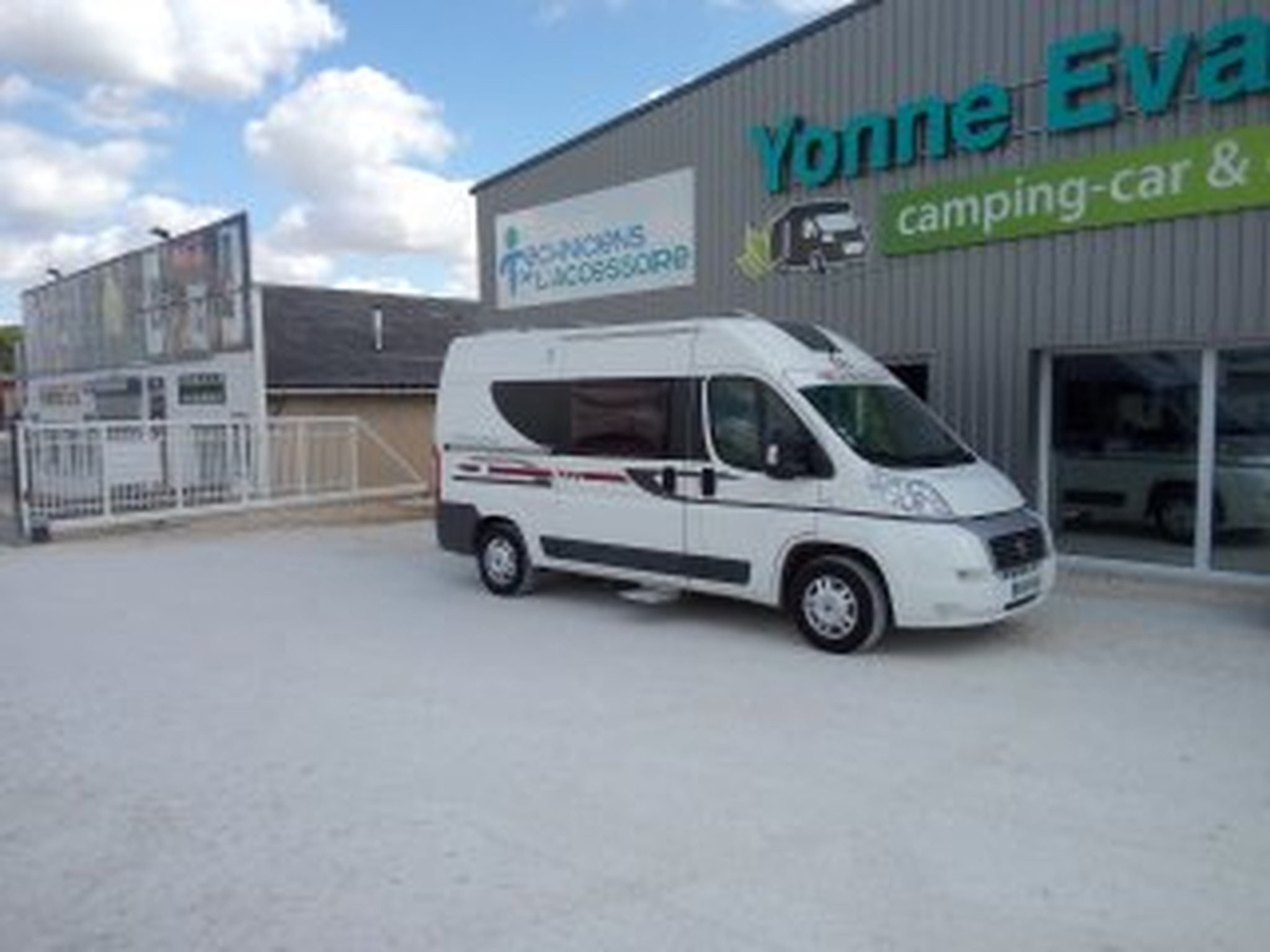 Camping-car ADRIA Twin Active