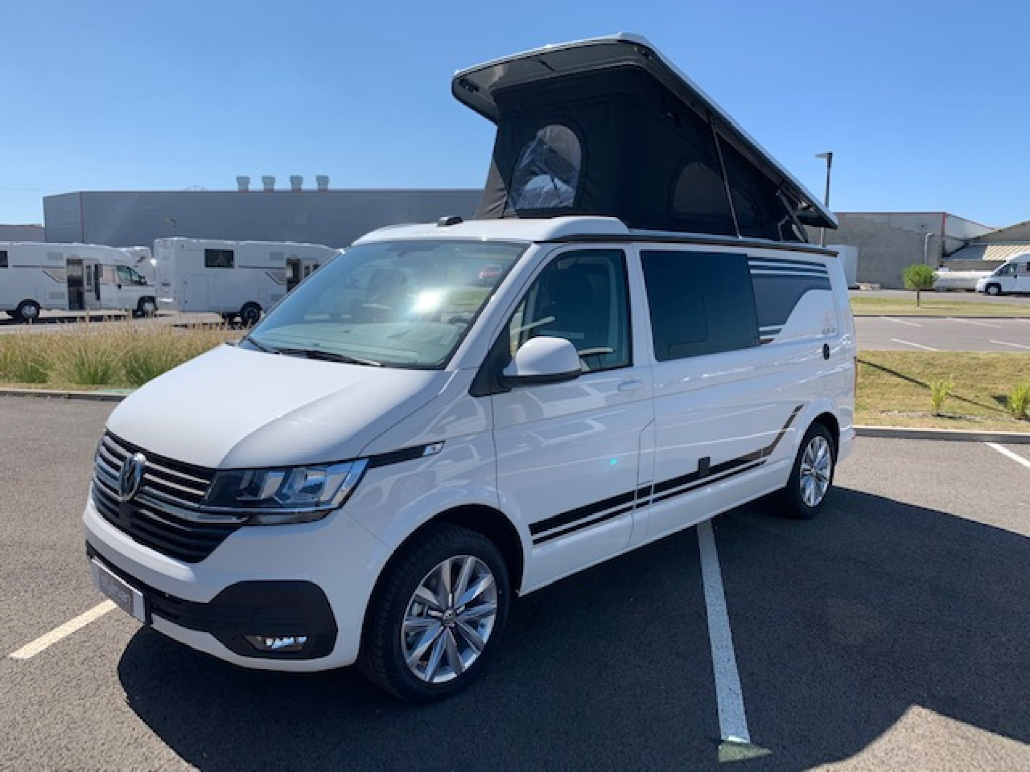 Camping-car STYLEVAN MELBOURNE