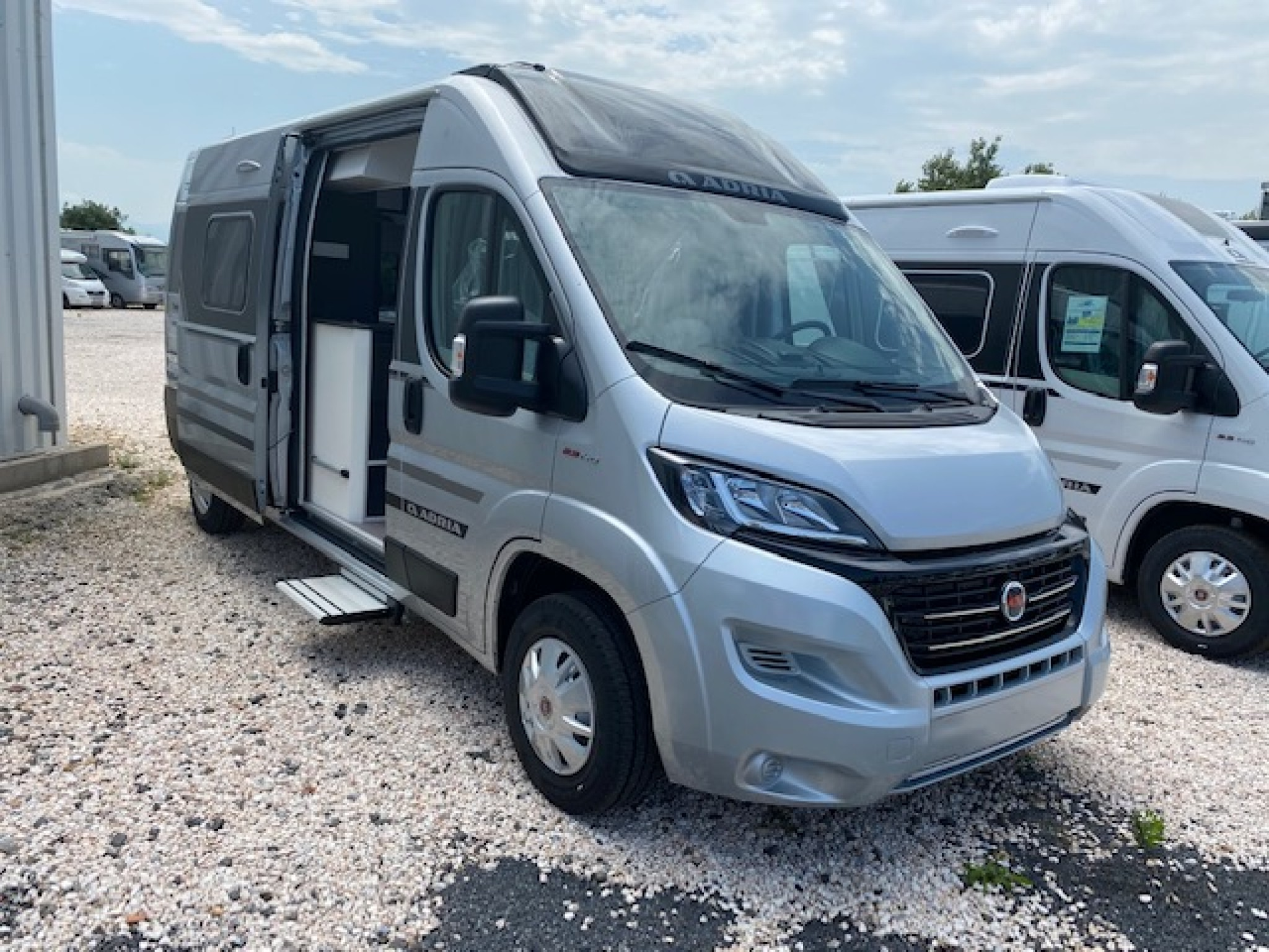 Camping-car ADRIA TWIN SUPREME 600 SPB