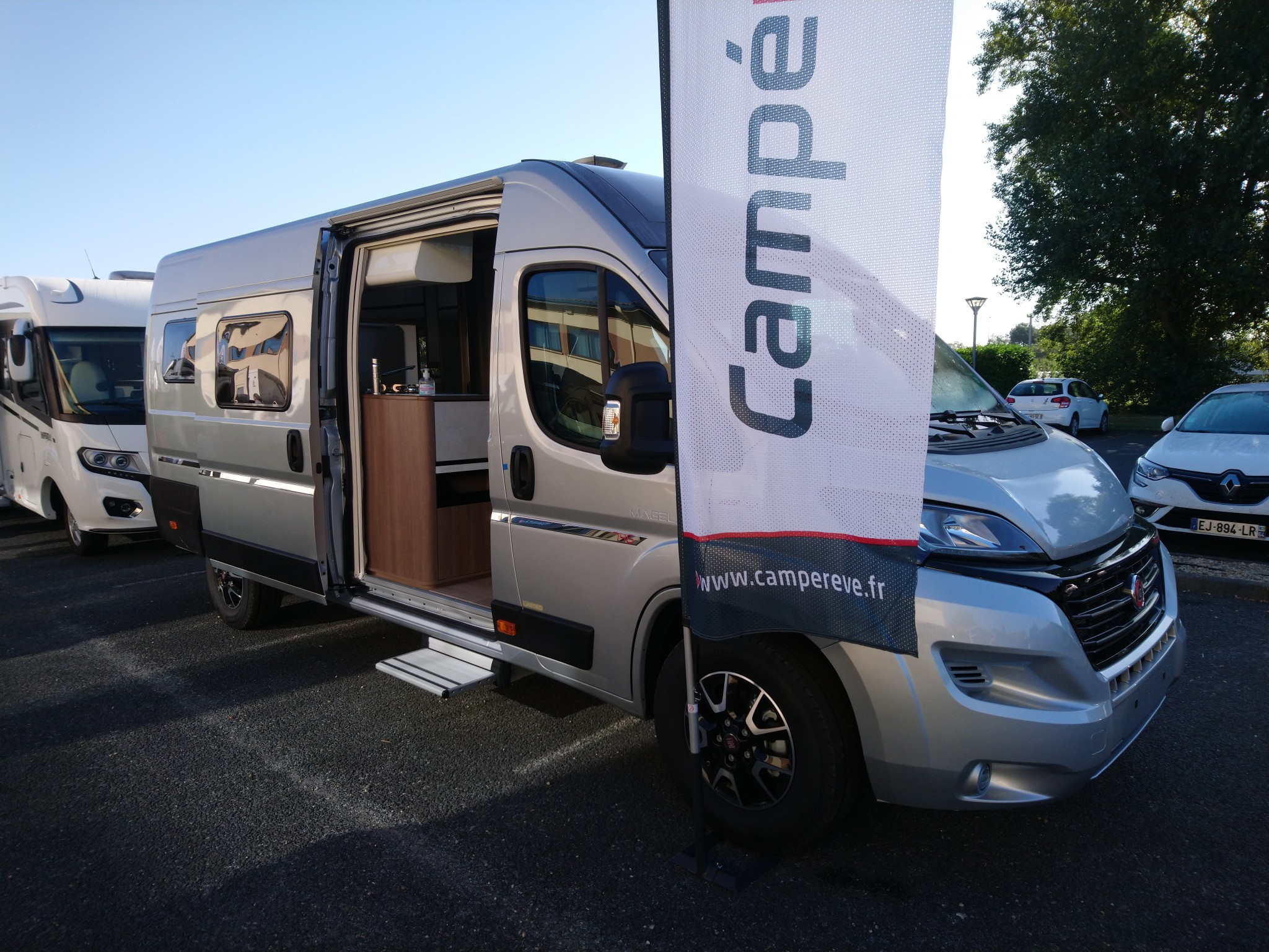 Camping-car CAMPEREVE 746 LIMITED