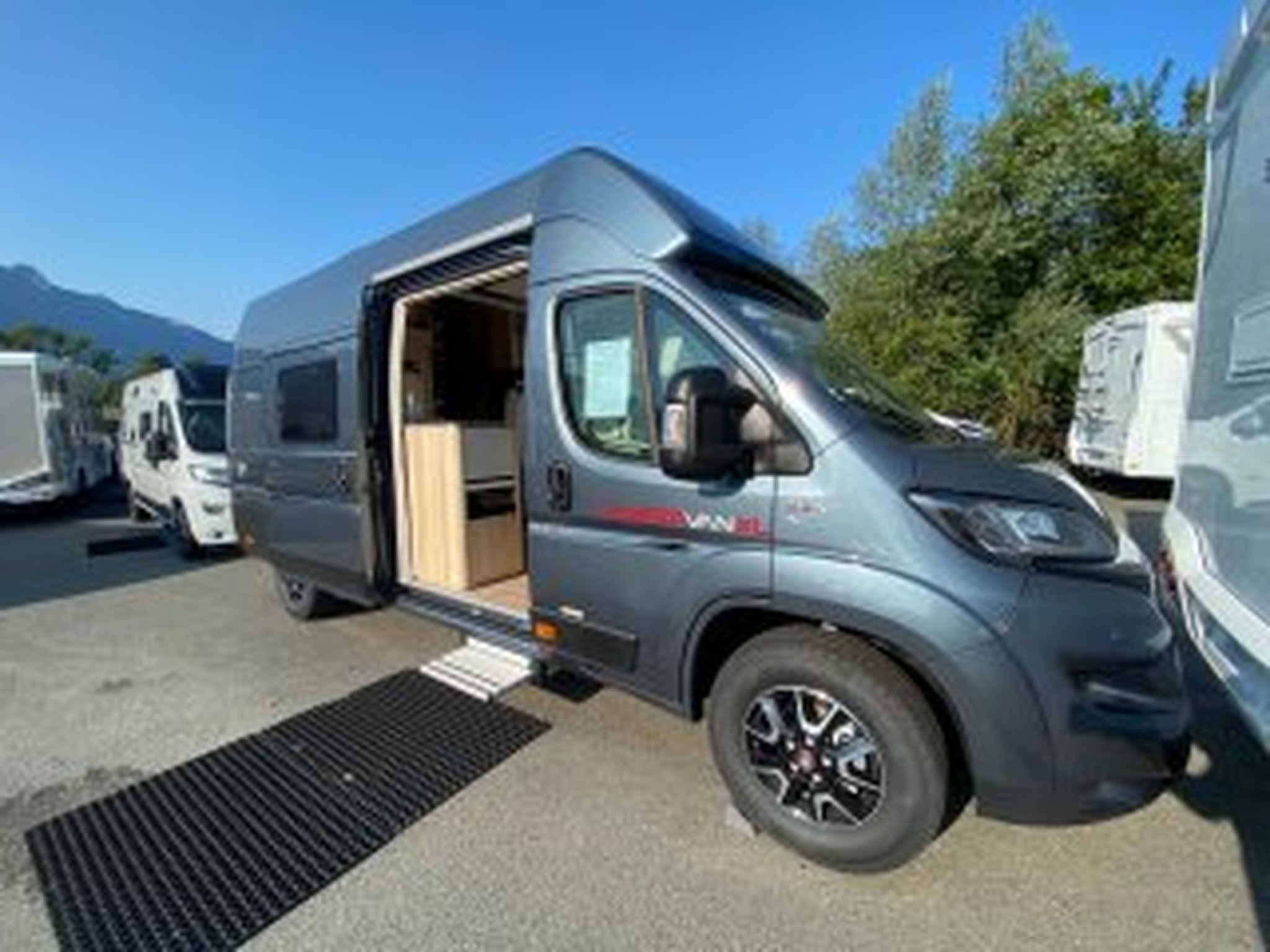 Camping-car CAMPEREVE Camper Van Xl