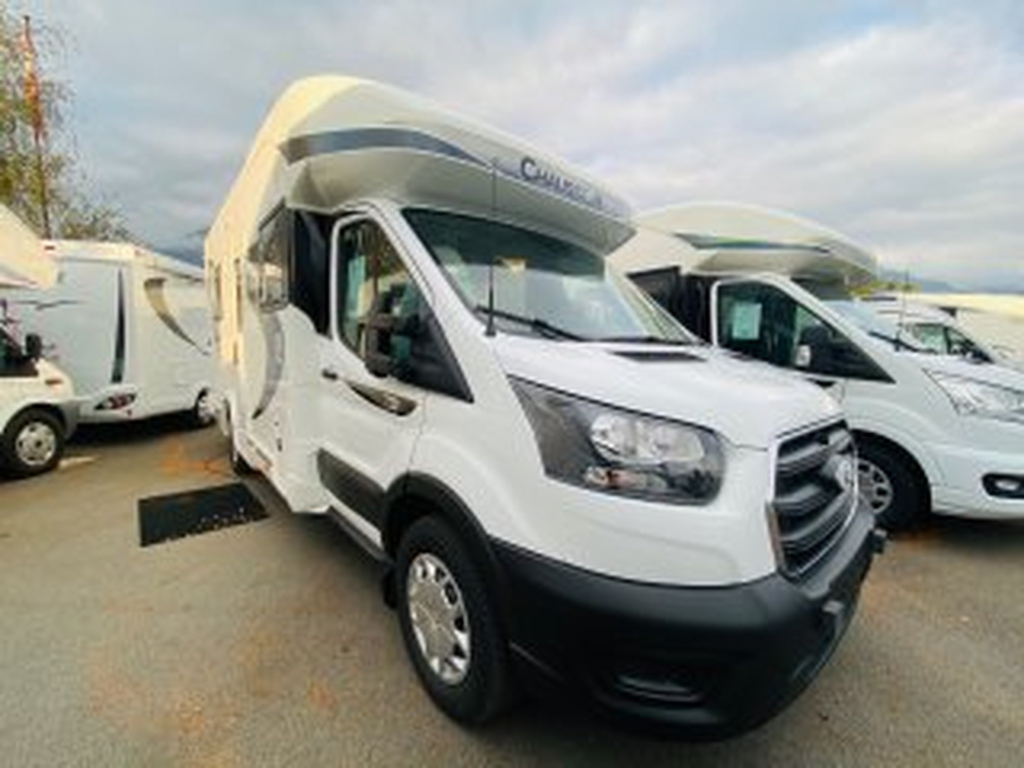 Camping-car CHAUSSON 720 First Line